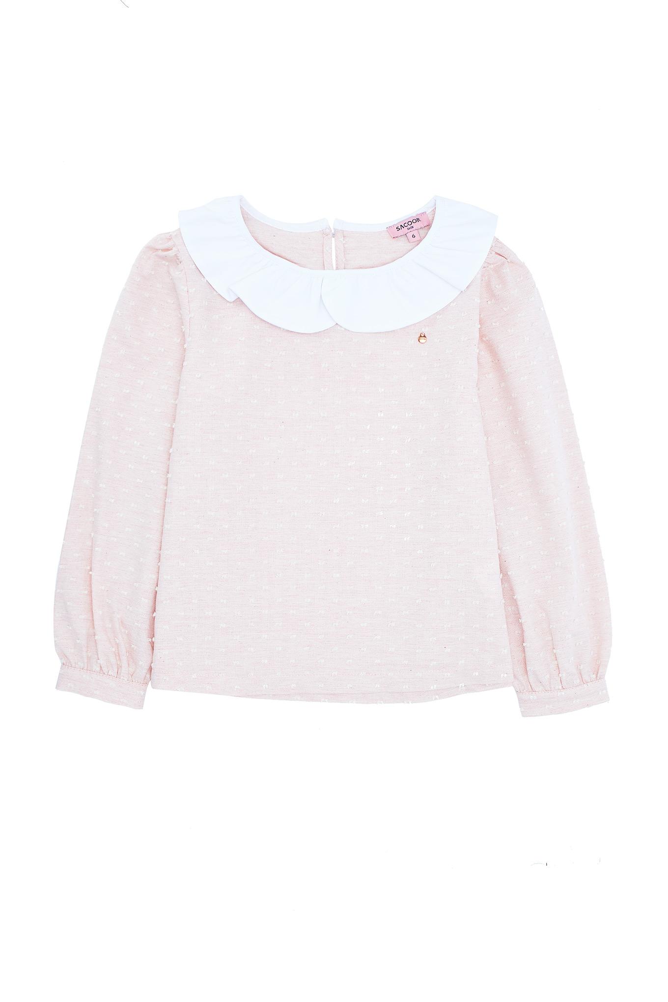 Blusa Rosa Claro Fantasy Rapariga