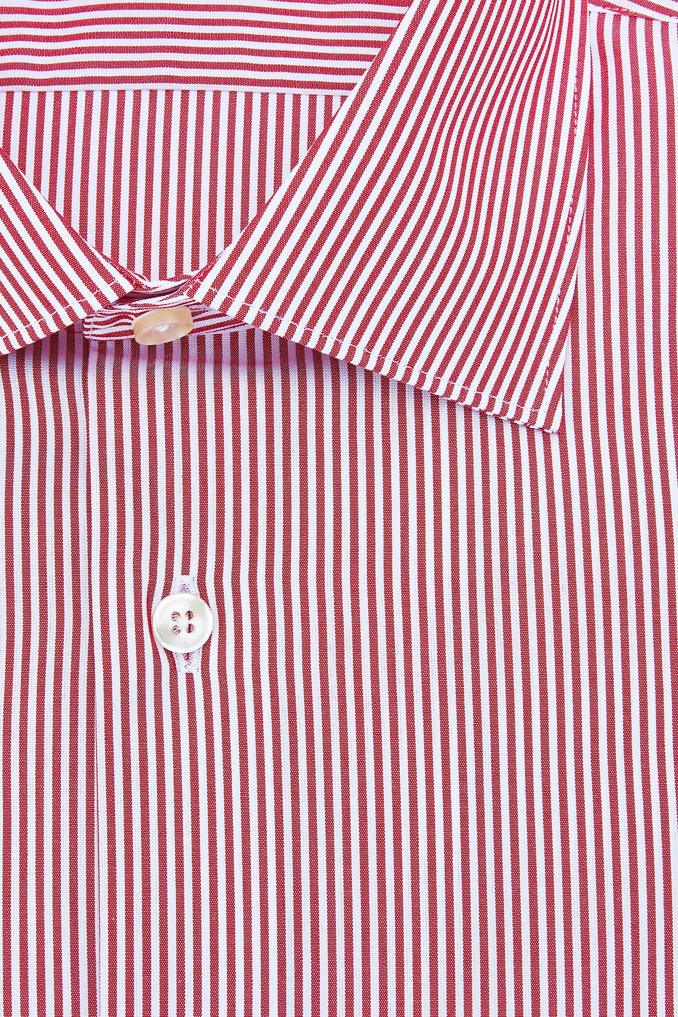 Camisa Vermelho Classic Homem