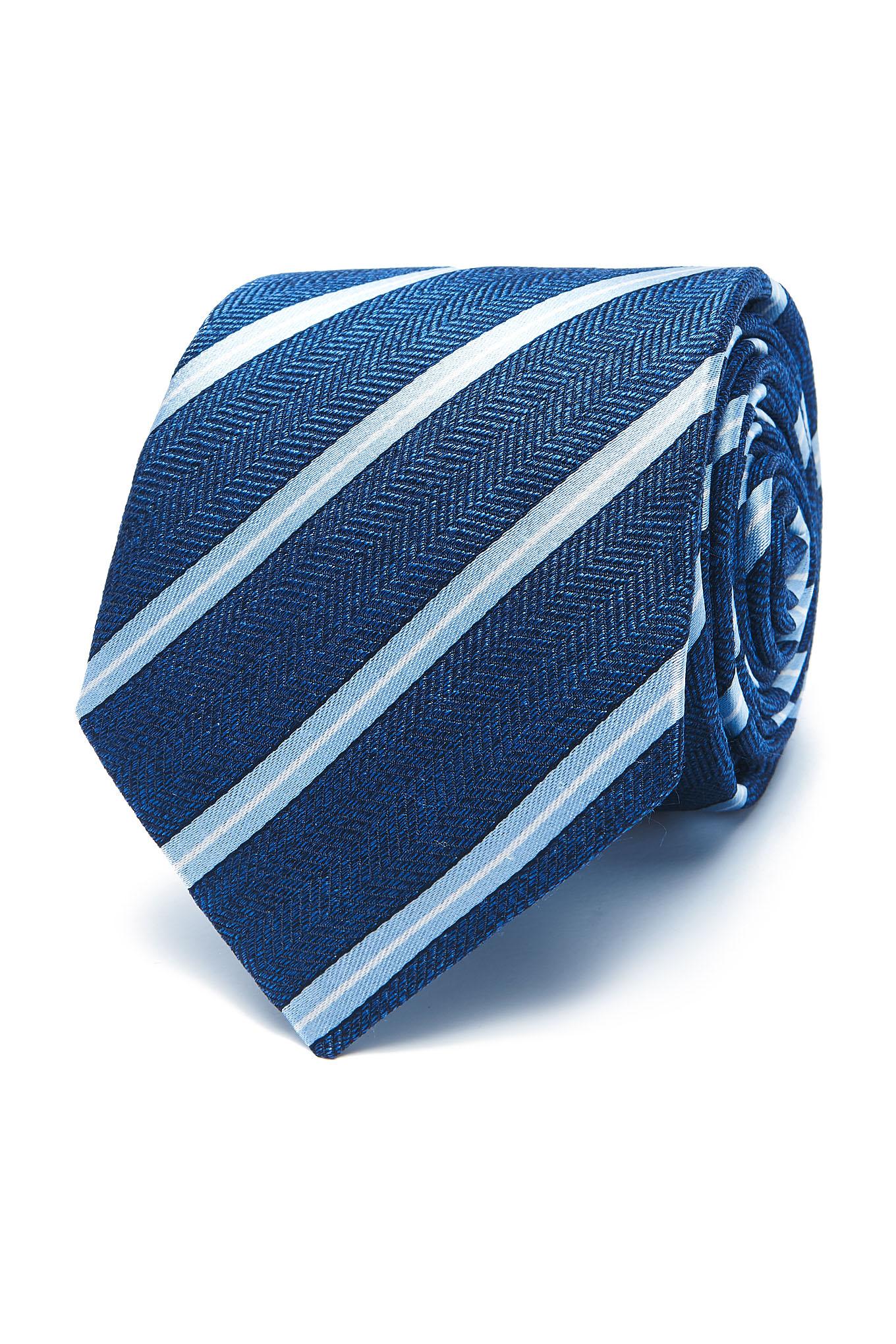 Tie Blue Classic Man