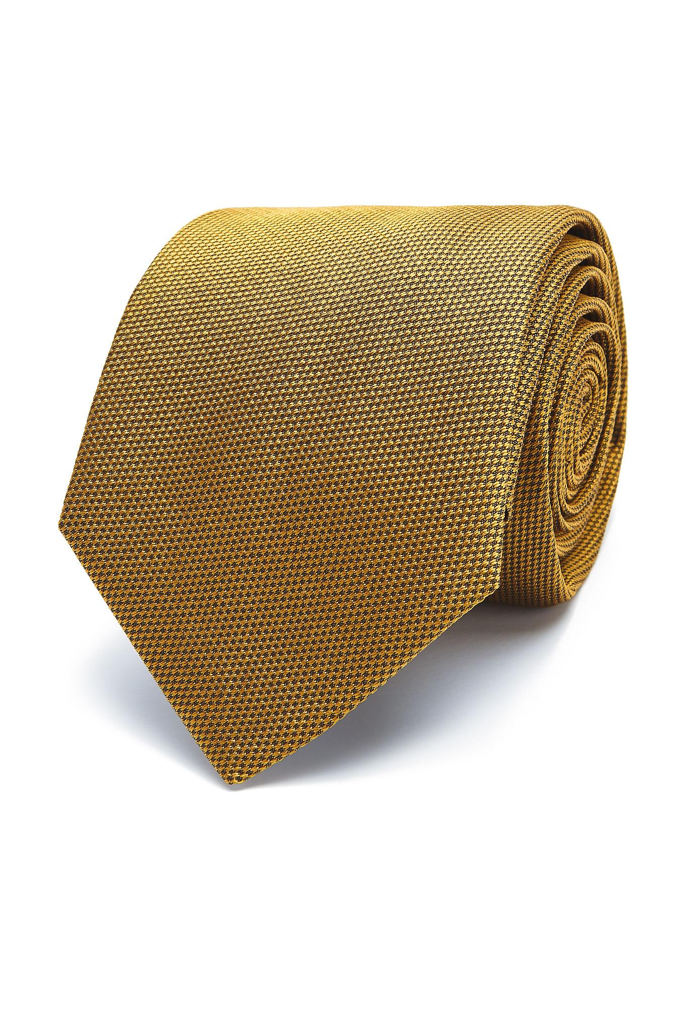 Gravata Amarelo Classic Homem