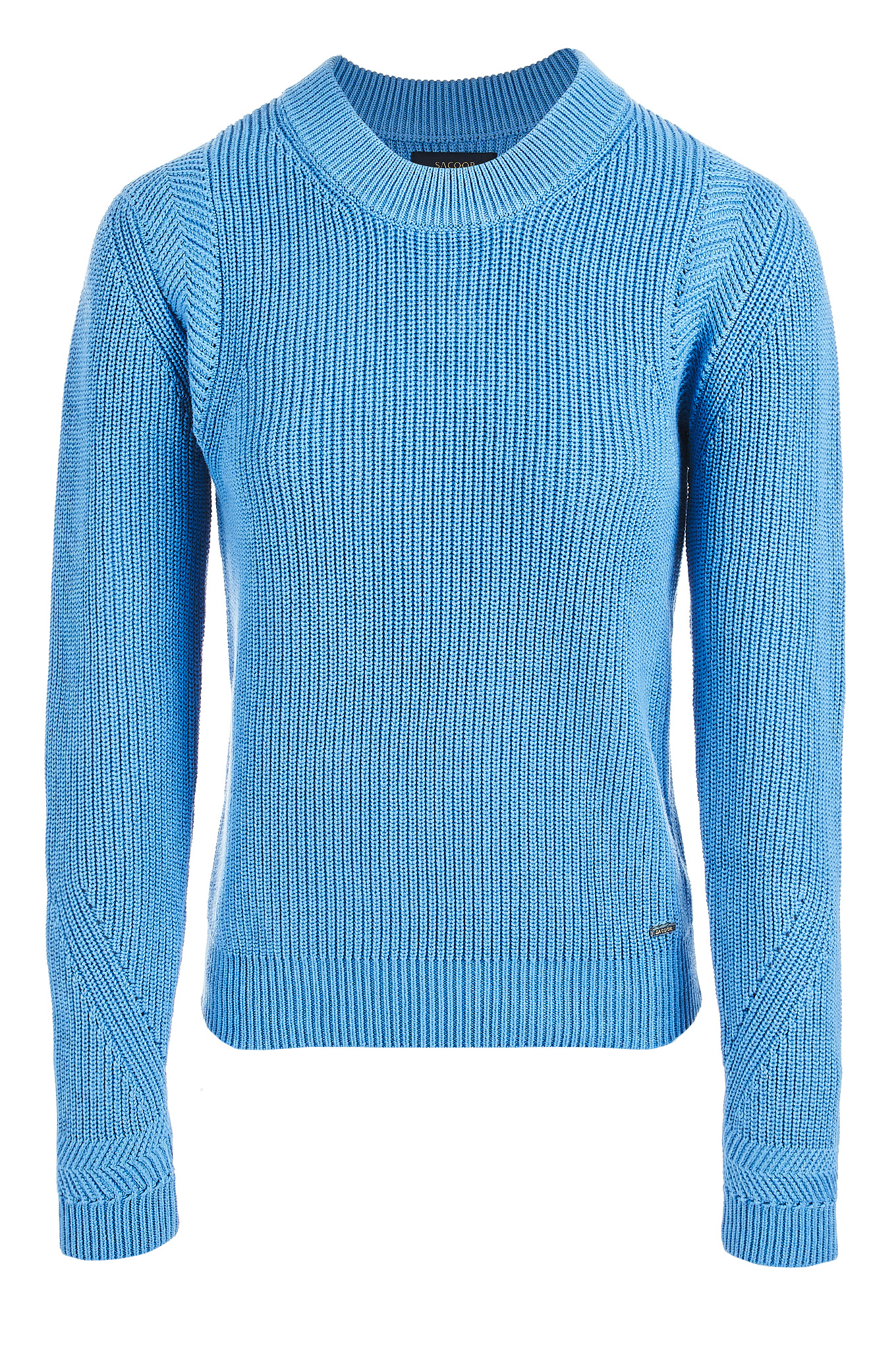 Sweater Blue Casual Woman