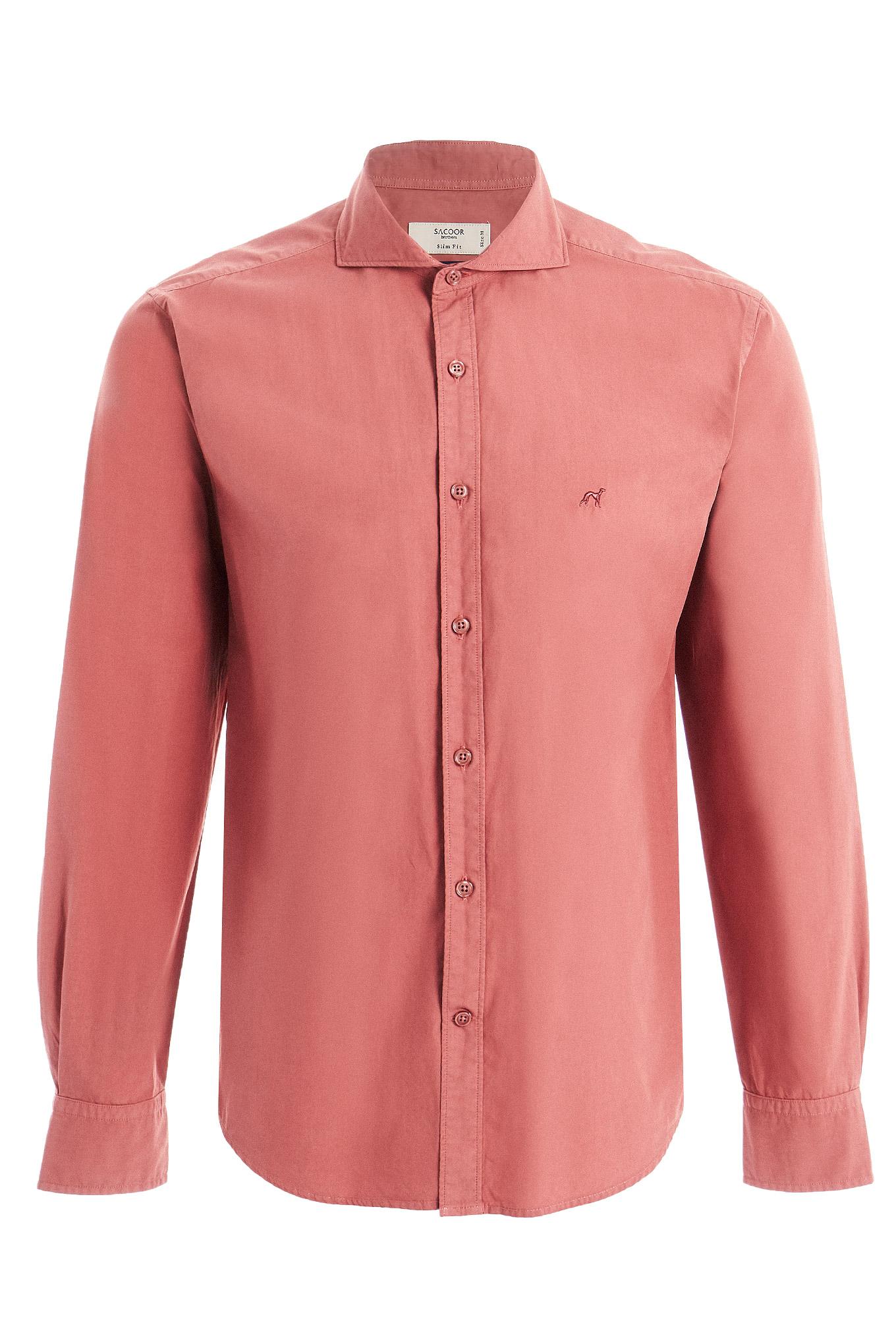 Shirt Pink Sport Man