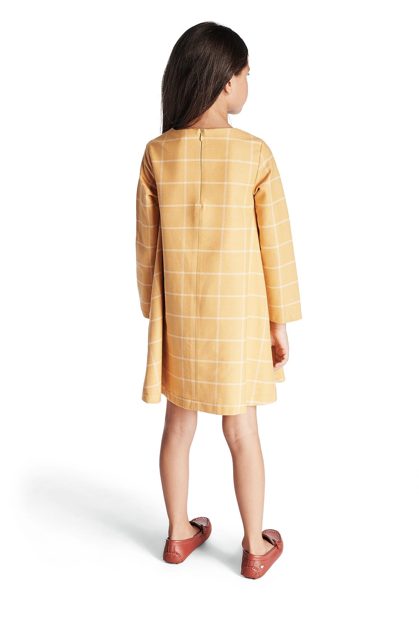 Vestido Amarelo Fantasy Rapariga
