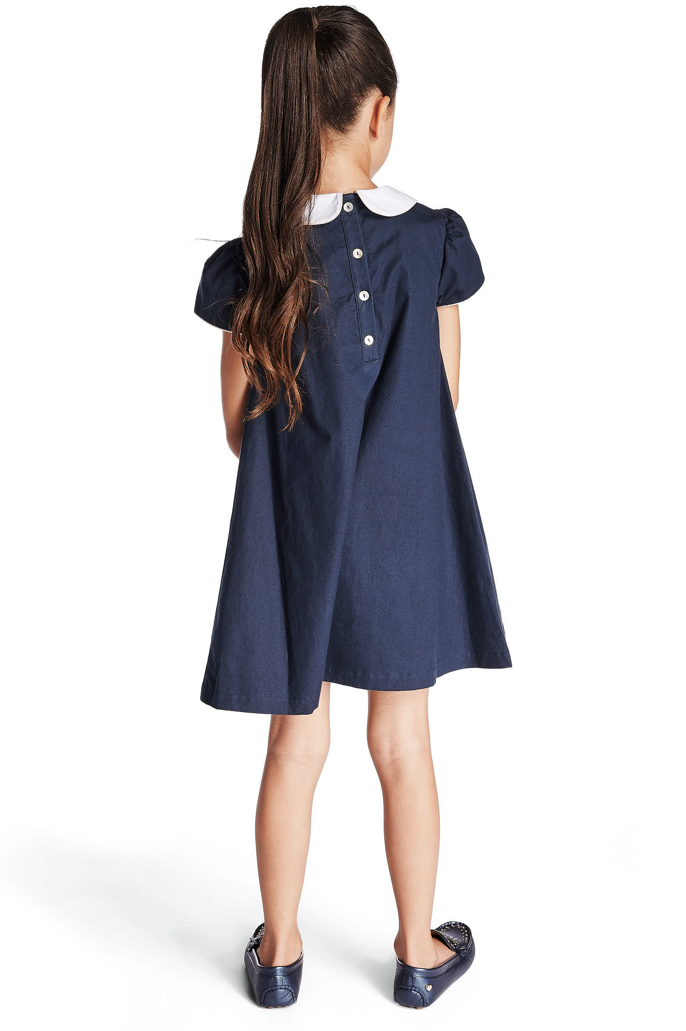 Dress Dark Blue Fantasy Girl