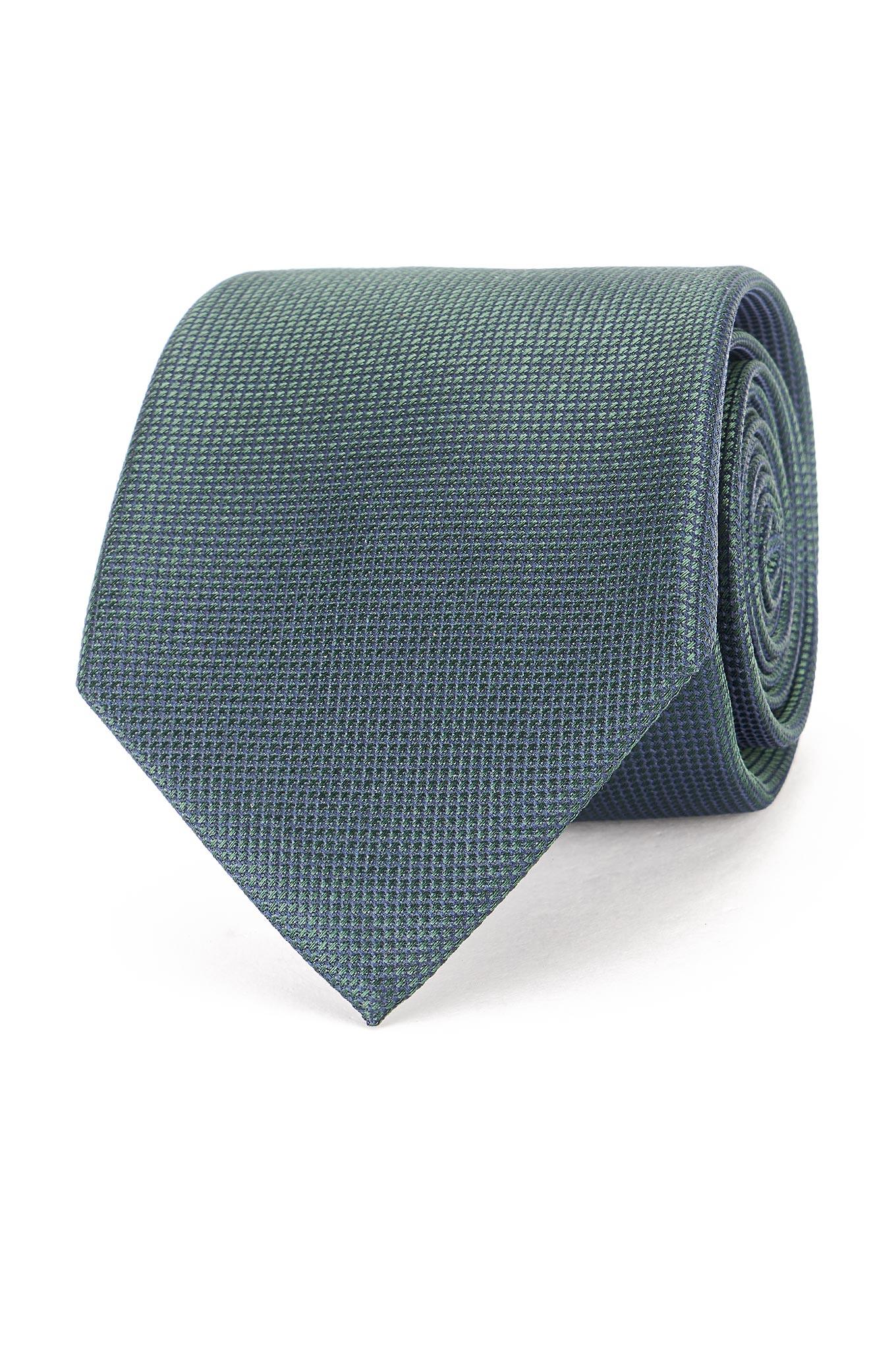 Gravata Verde Escuro Classic Homem