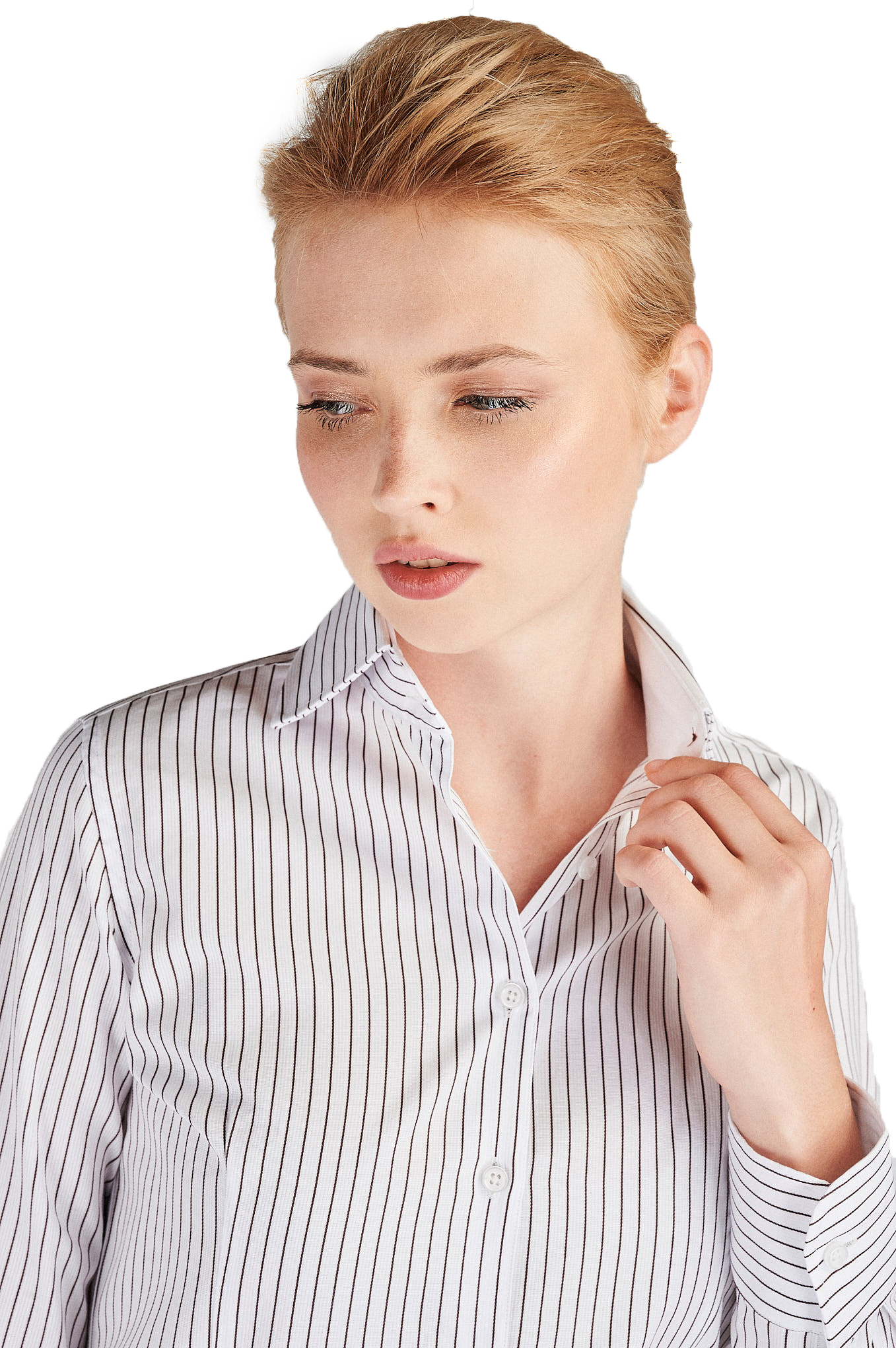 Shirt Chocolate Classic Woman