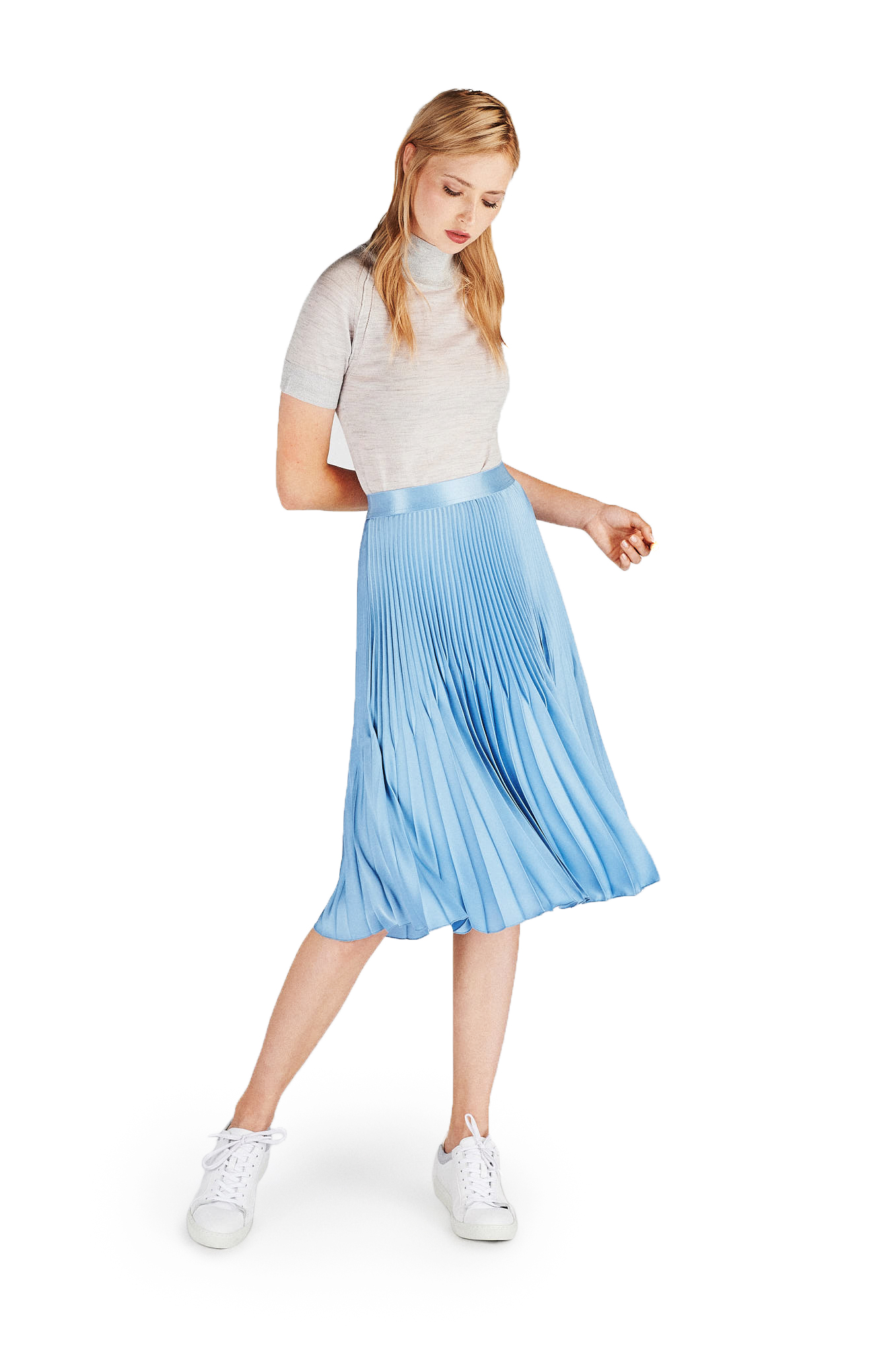 Skirt Blue Fantasy Woman