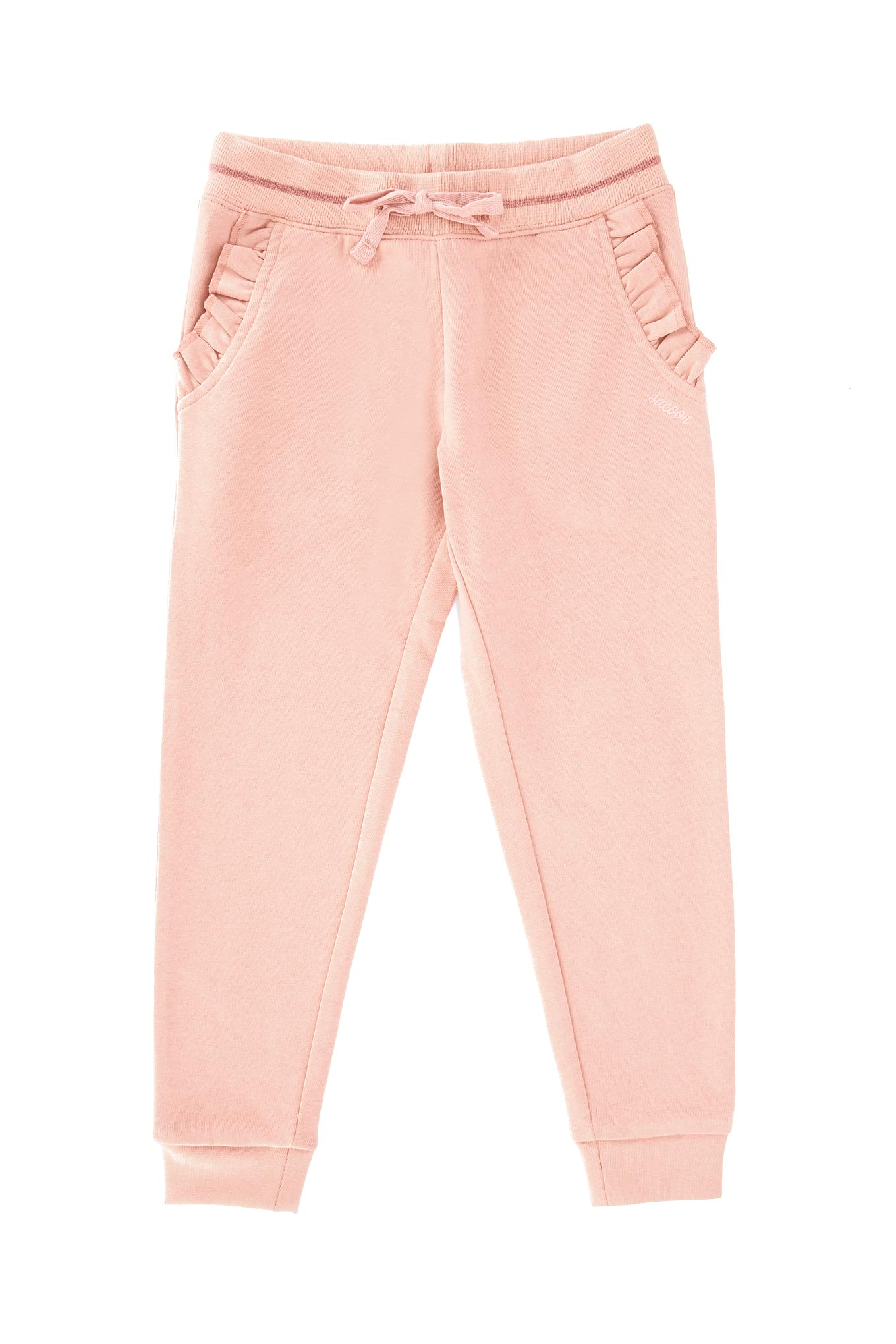 Sportswear Trousers Pink Casual Girl