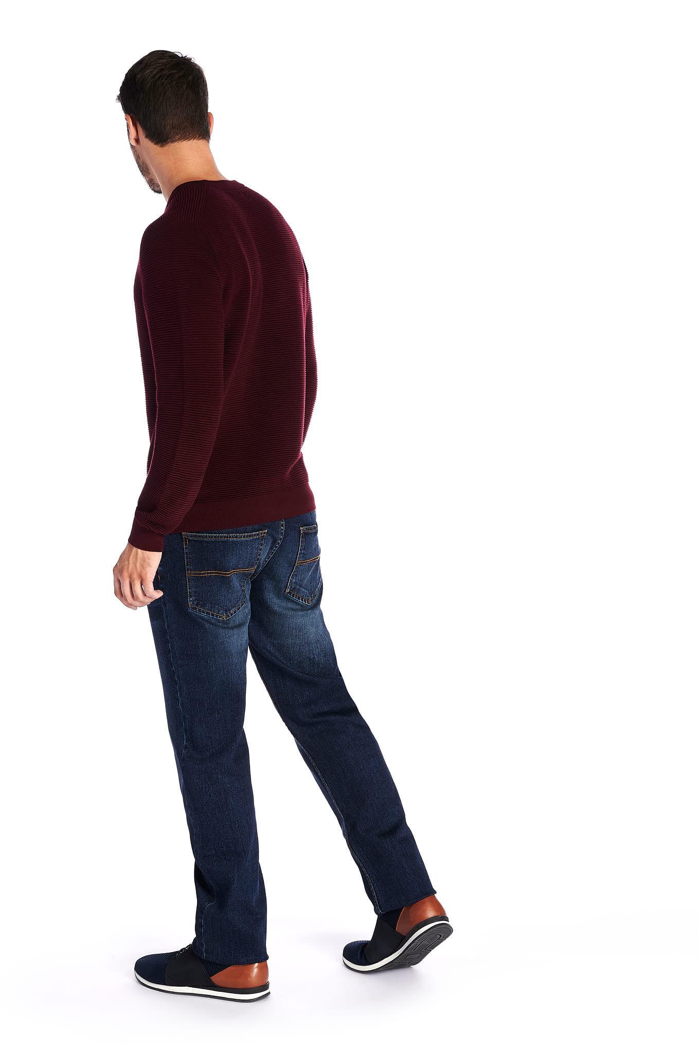 Sweater Plum Casual Man