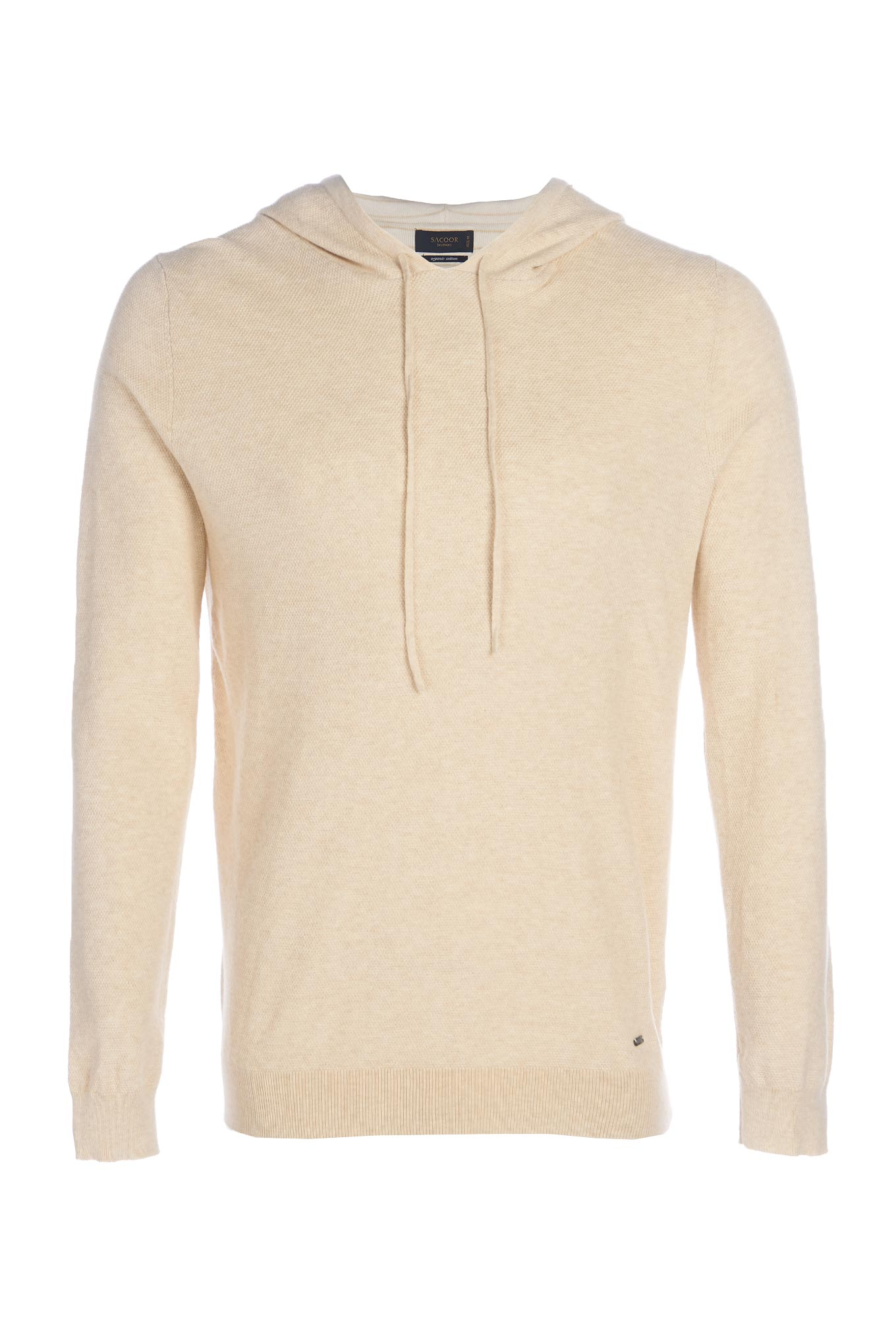 Sweater Beige Casual Man