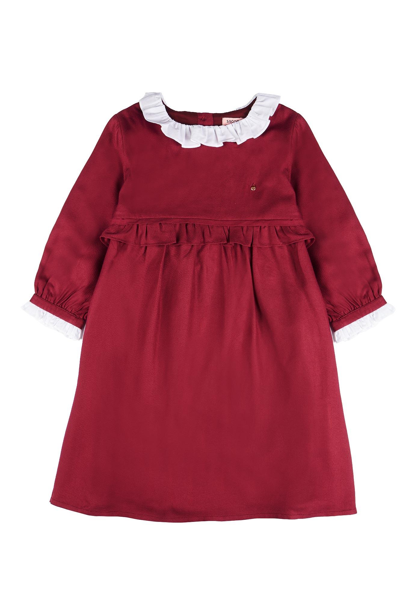 Dress Bordeaux Fantasy Girl