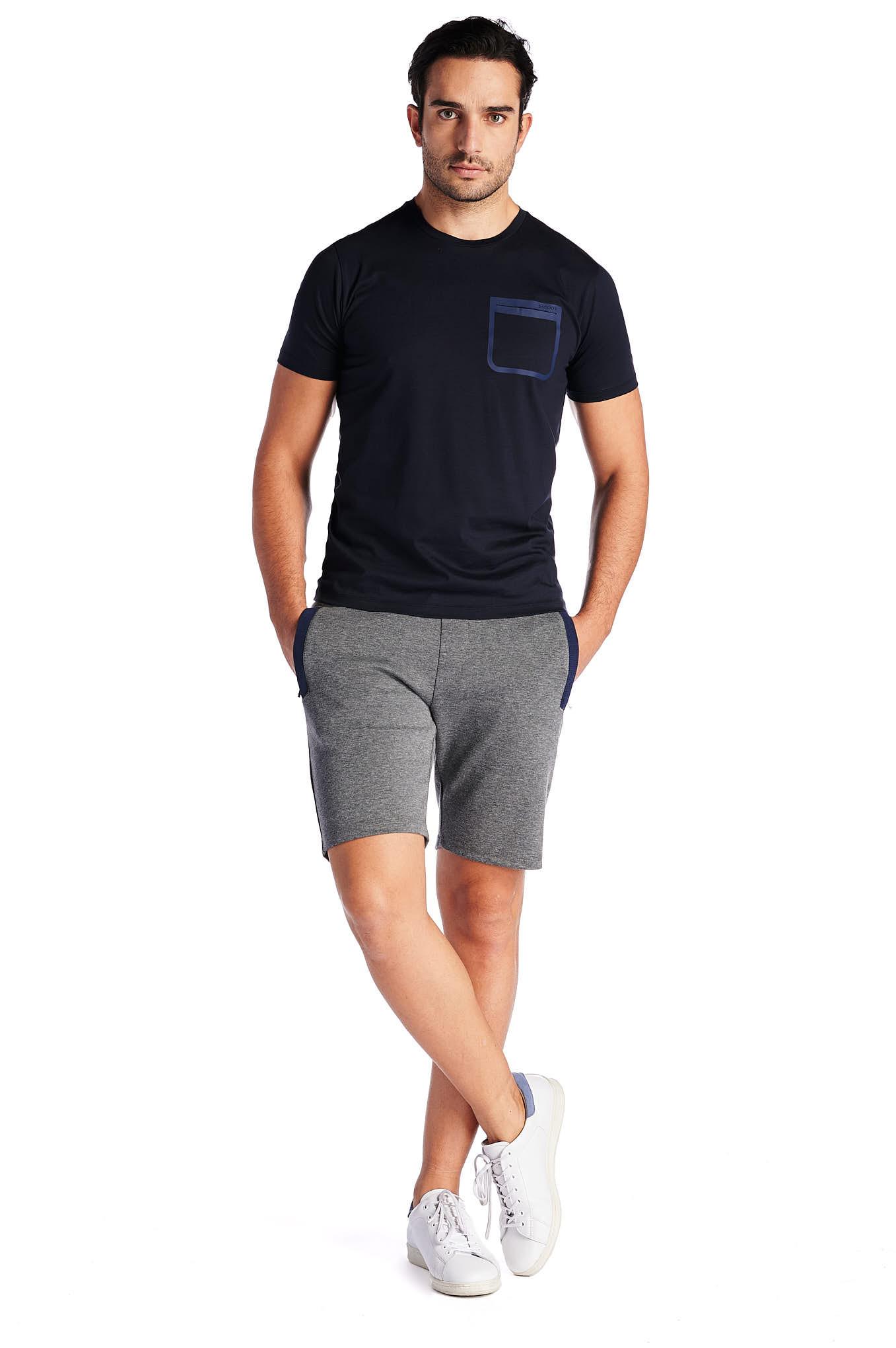 Sportswear Shorts Dark Grey Sport Man