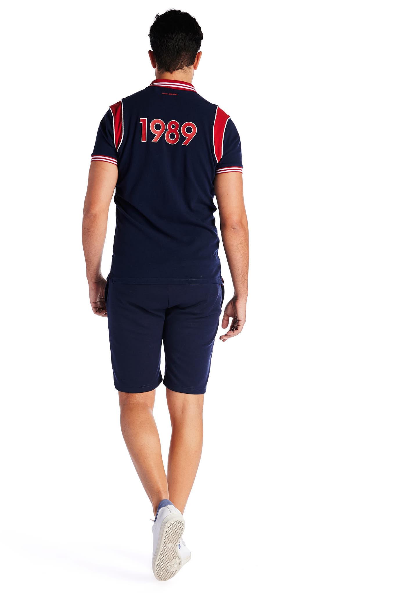 Sportswear Shorts Dark Blue Sport Man