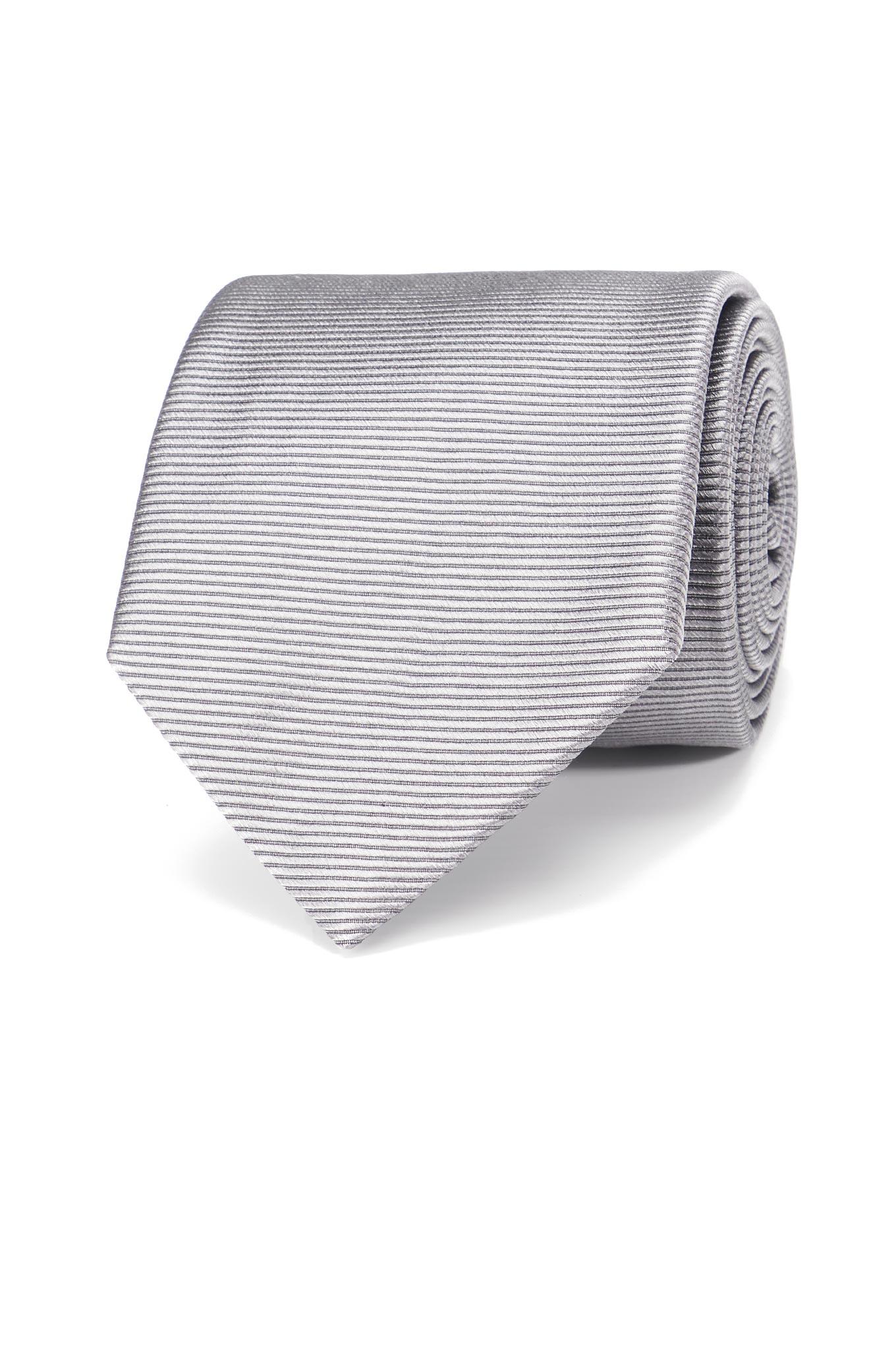 Tie Grey Classic Man