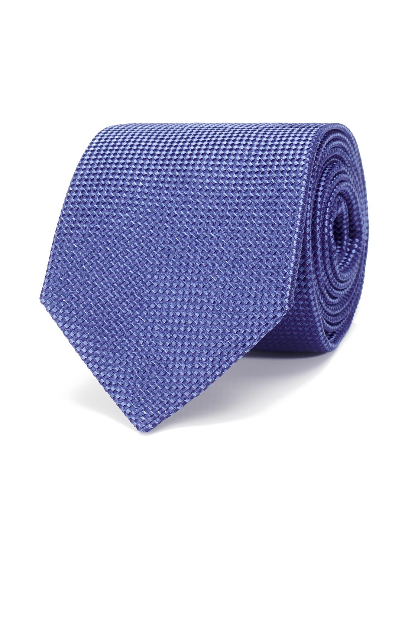 Tie Medium Blue Classic Man