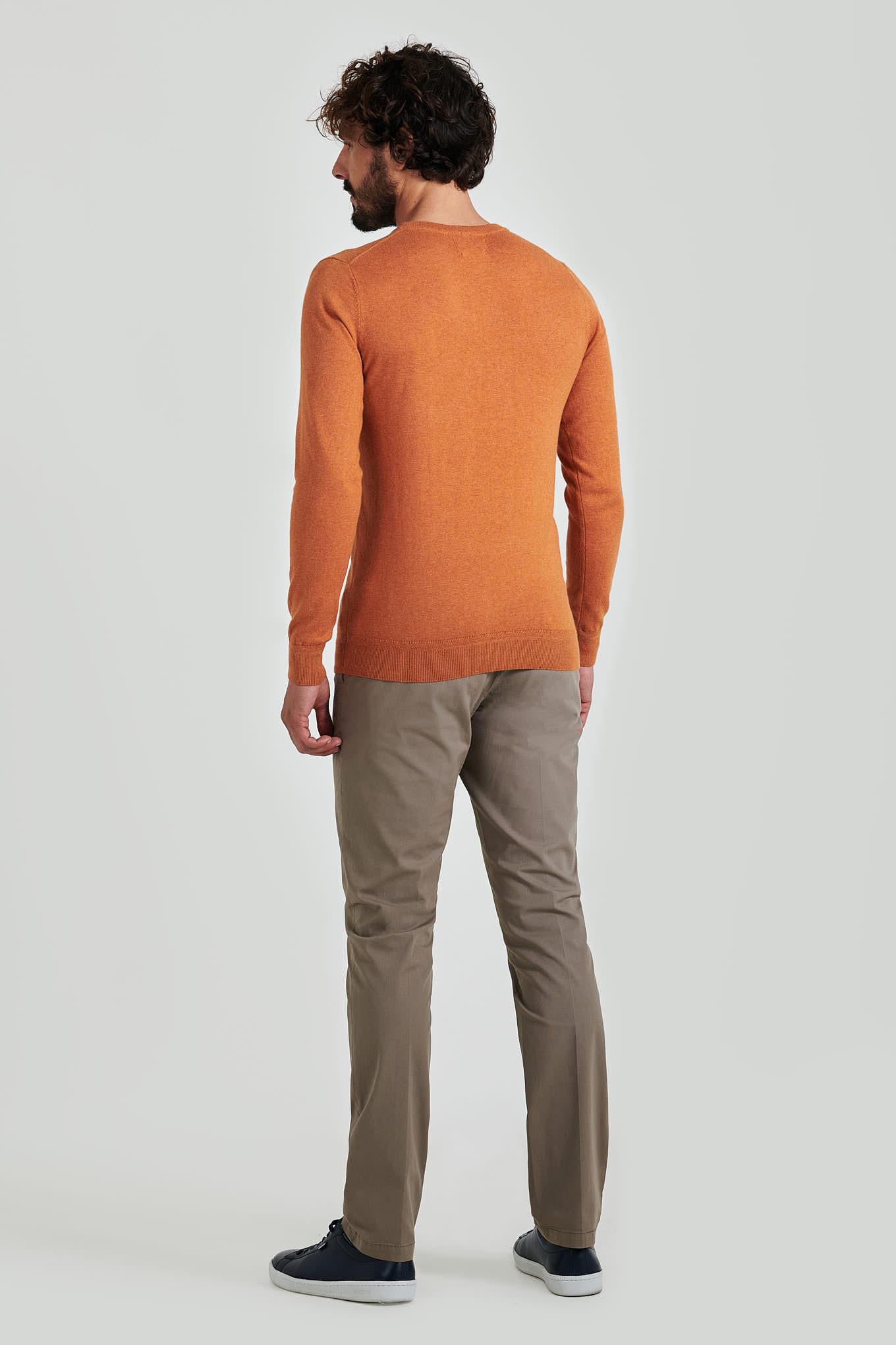 Sweater Cognac Casual Man