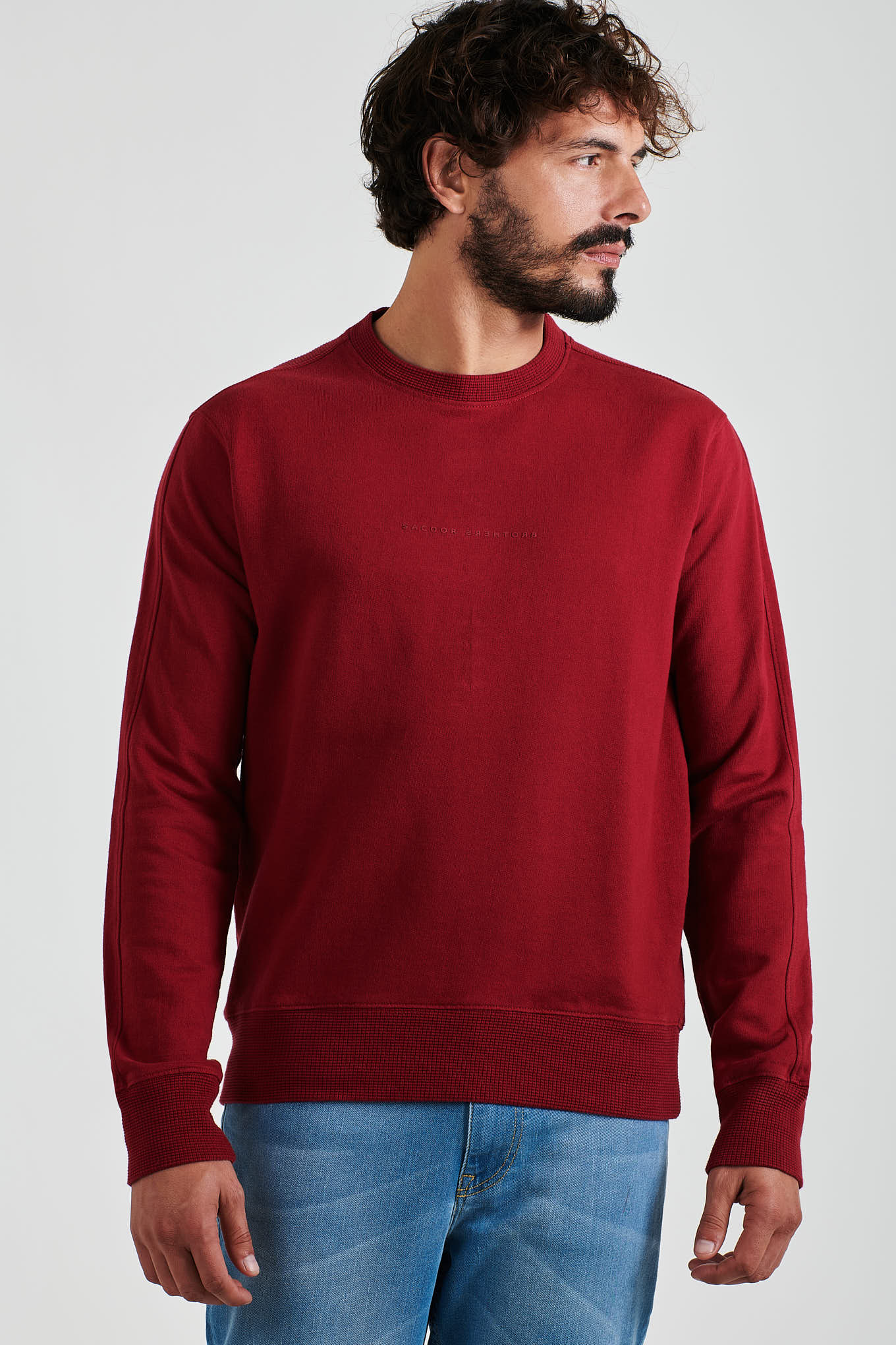 Sweatshirt Plum Sport Man