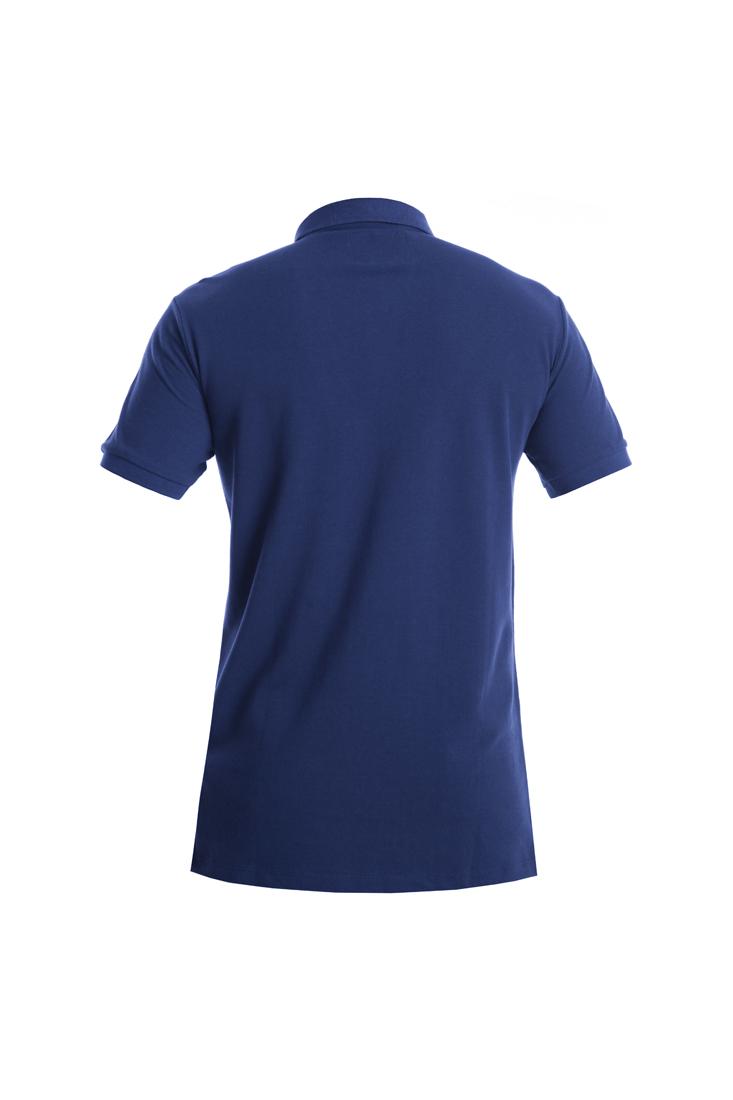 Polo Piquet Azul Royal Sport Homem
