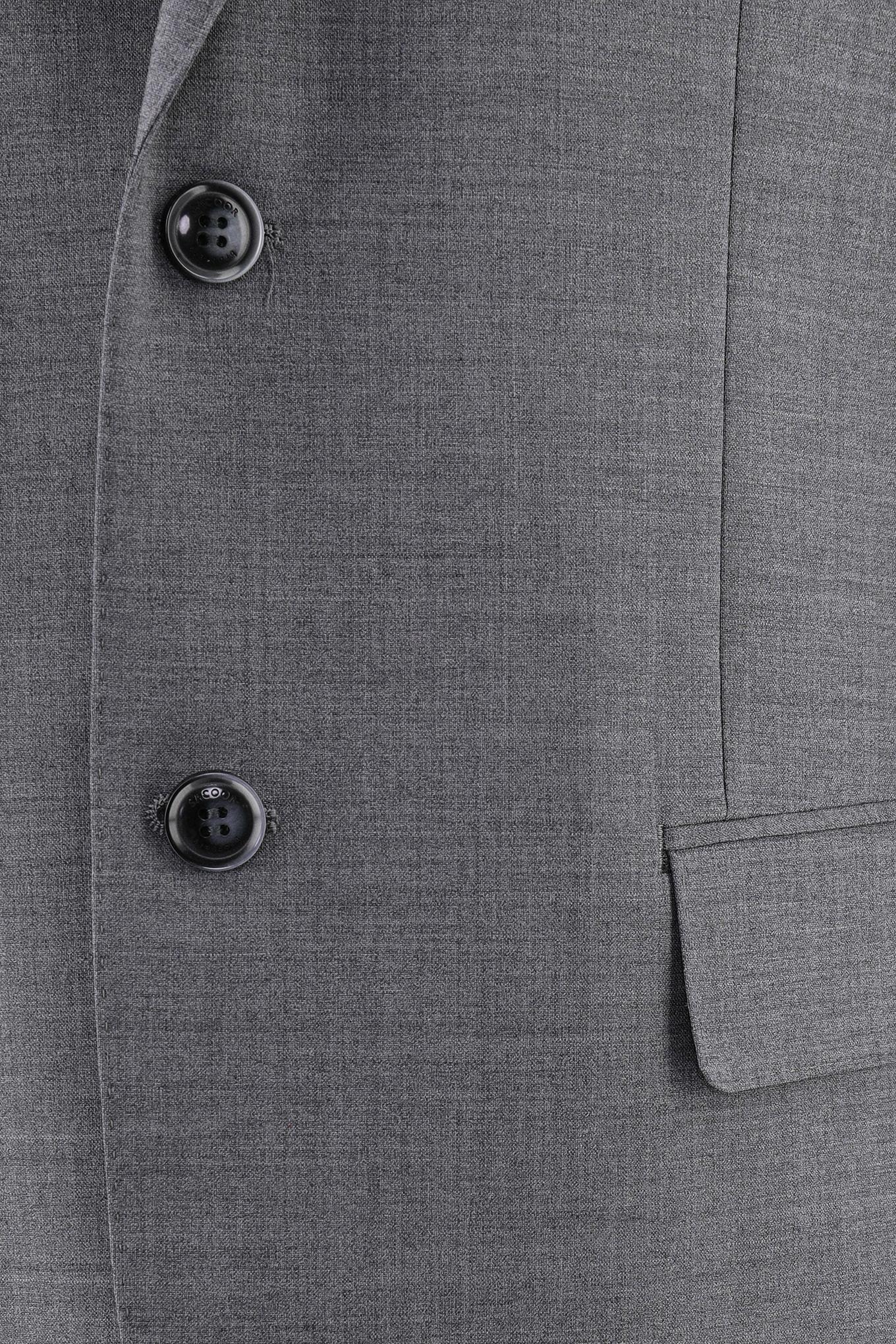 Suit Medium Grey Classic Man