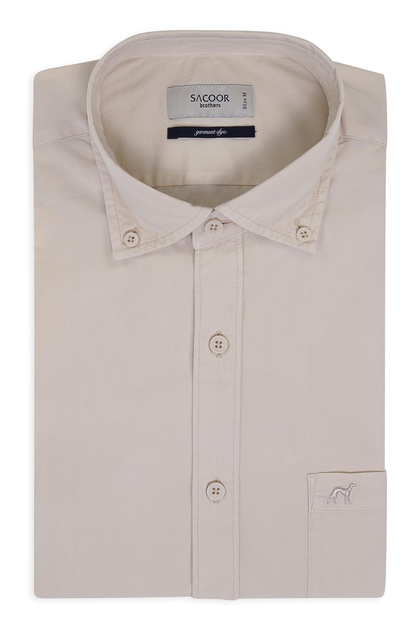 Camisa Laranja Sport Homem
