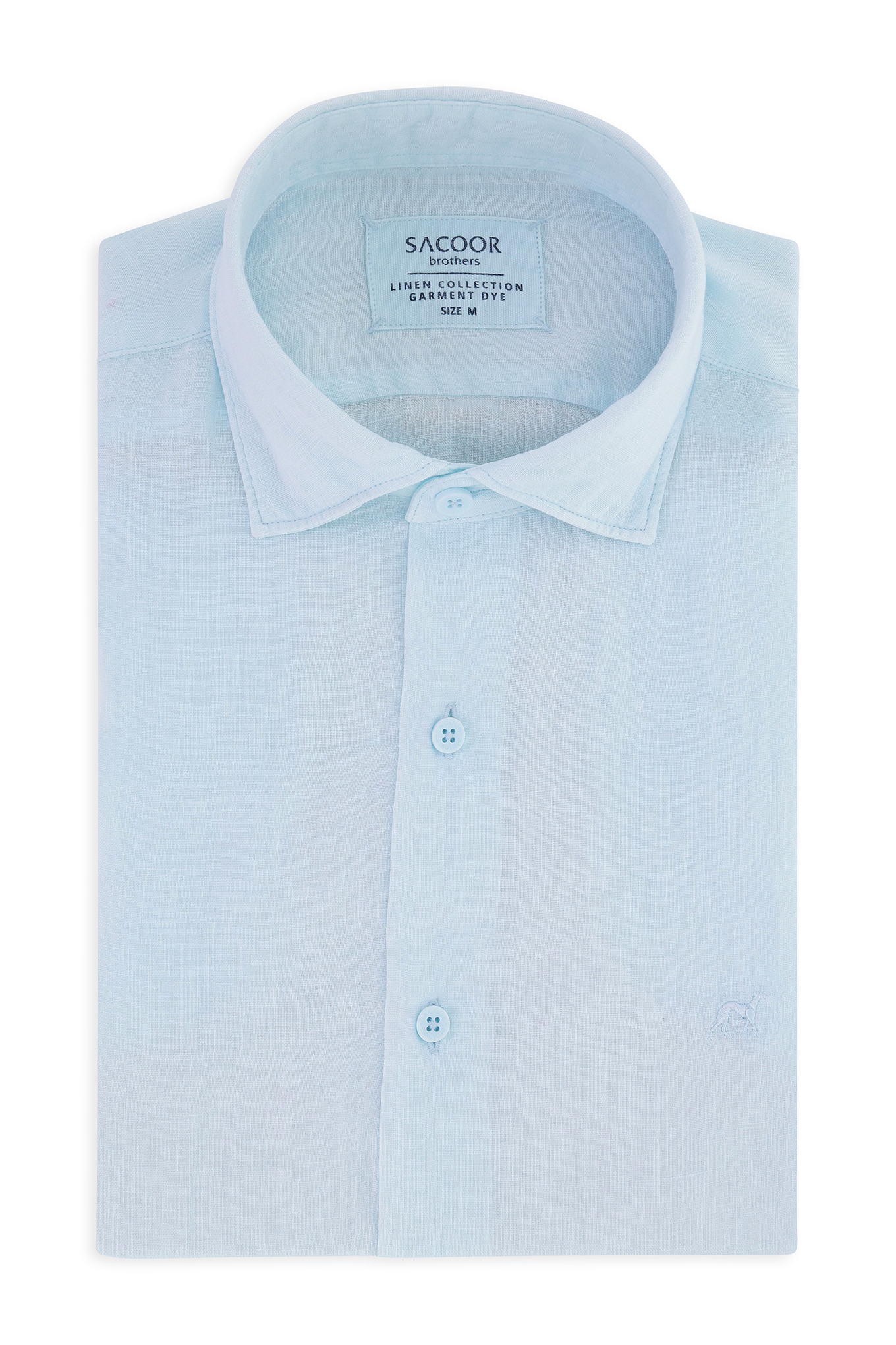 Camisa Aqua Casual Homem