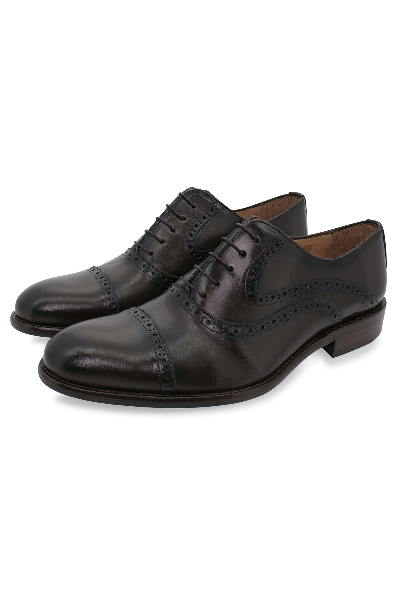 Shoes Chocolate Classic Man