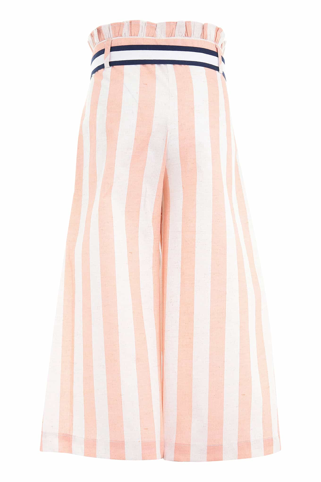 Trousers Light Pink Casual Girl