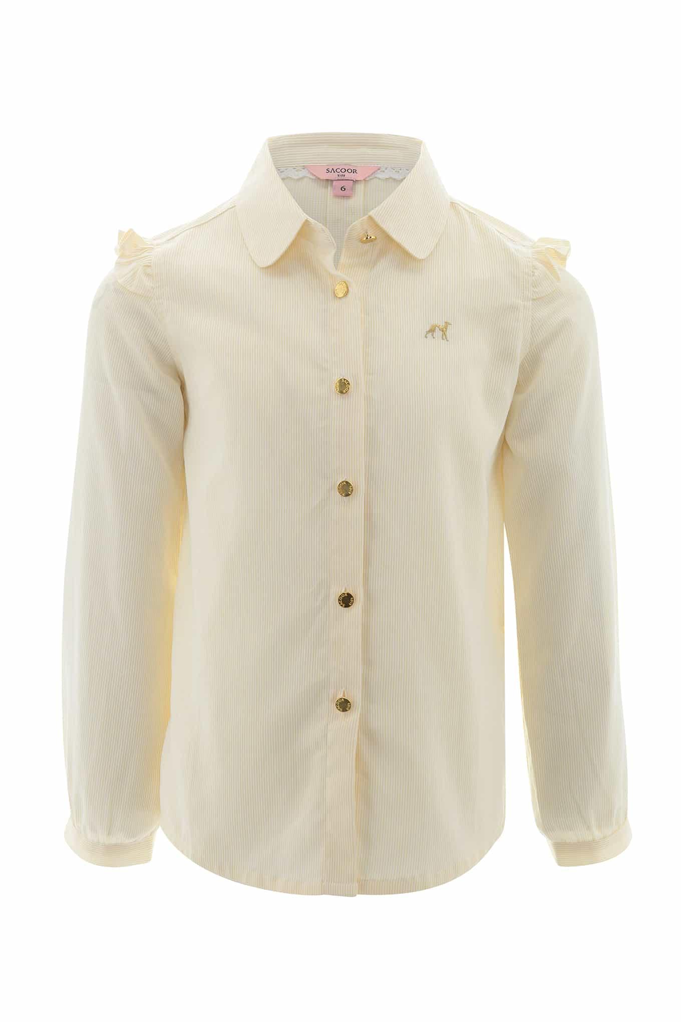 Camisa Limonada Casual Rapariga