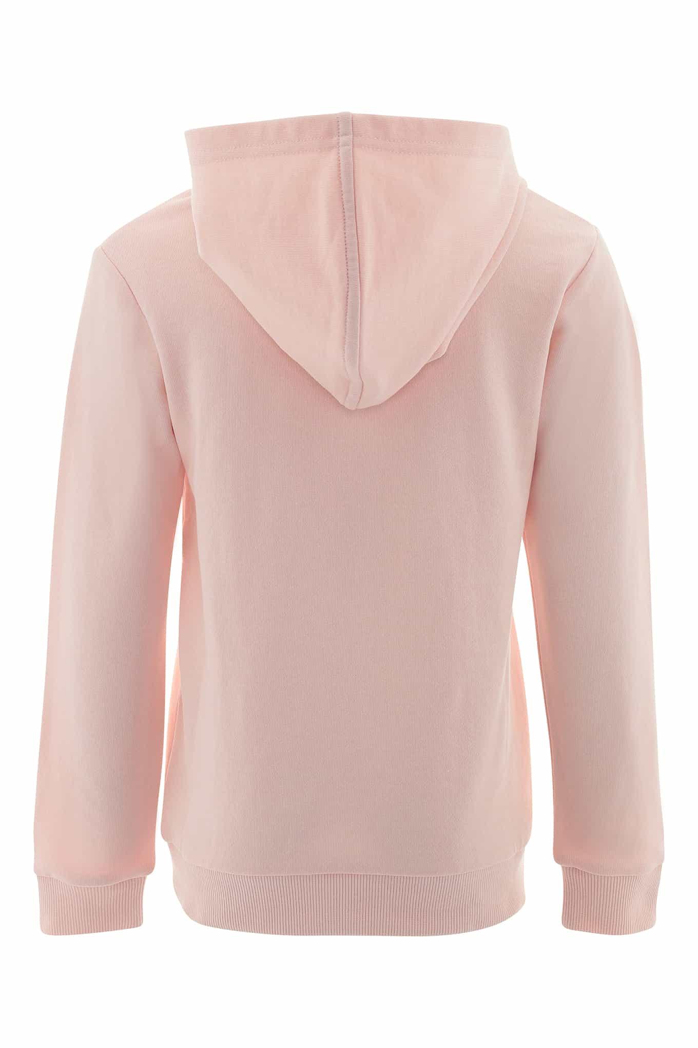 Sweatshirt Light Pink Casual Girl