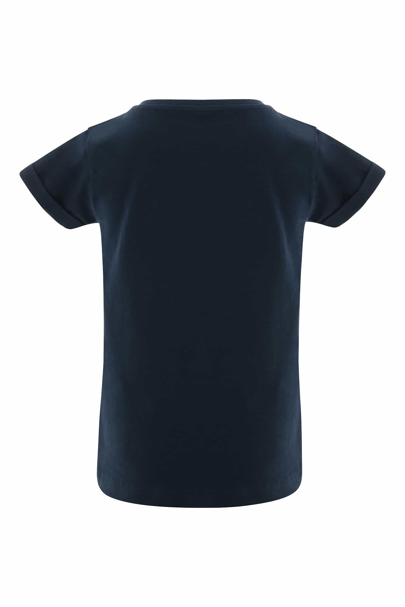 T-Shirt Dark Blue Sport Girl