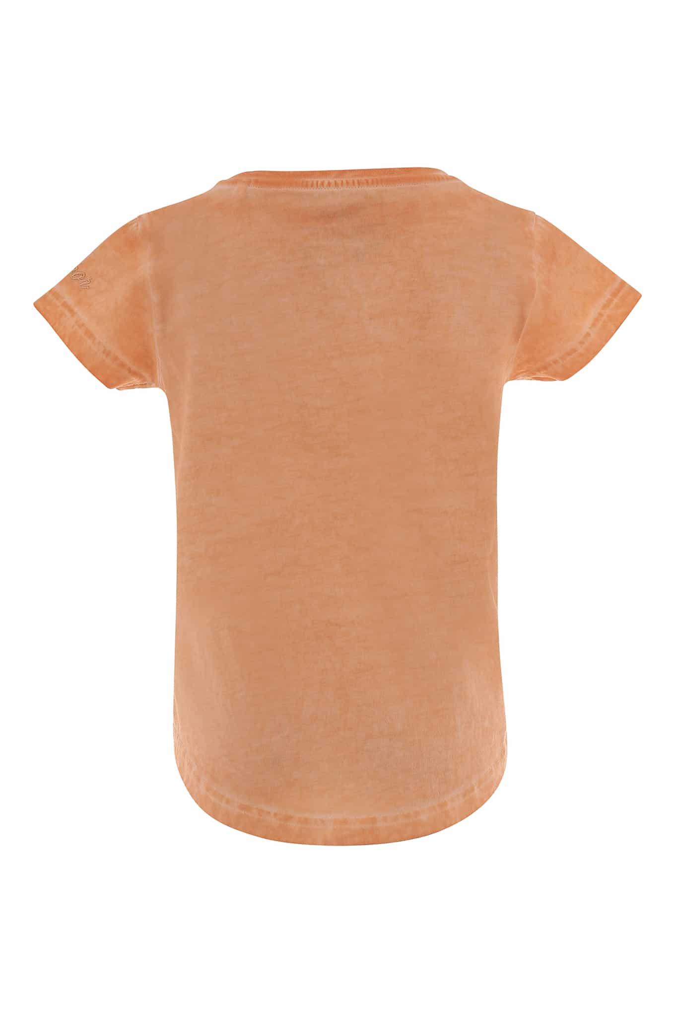 T-Shirt Salmão Sport Rapariga
