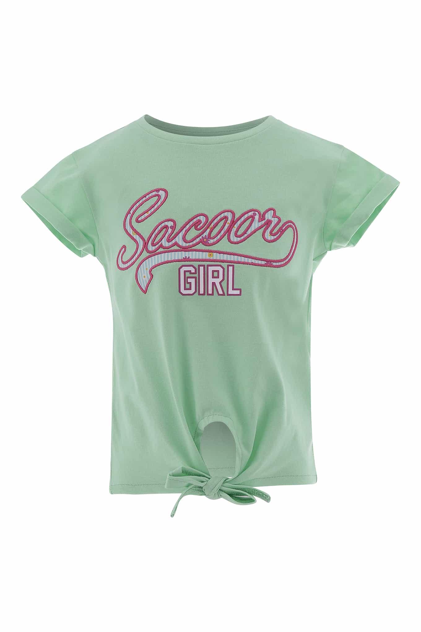 T-Shirt Mint Sport Girl