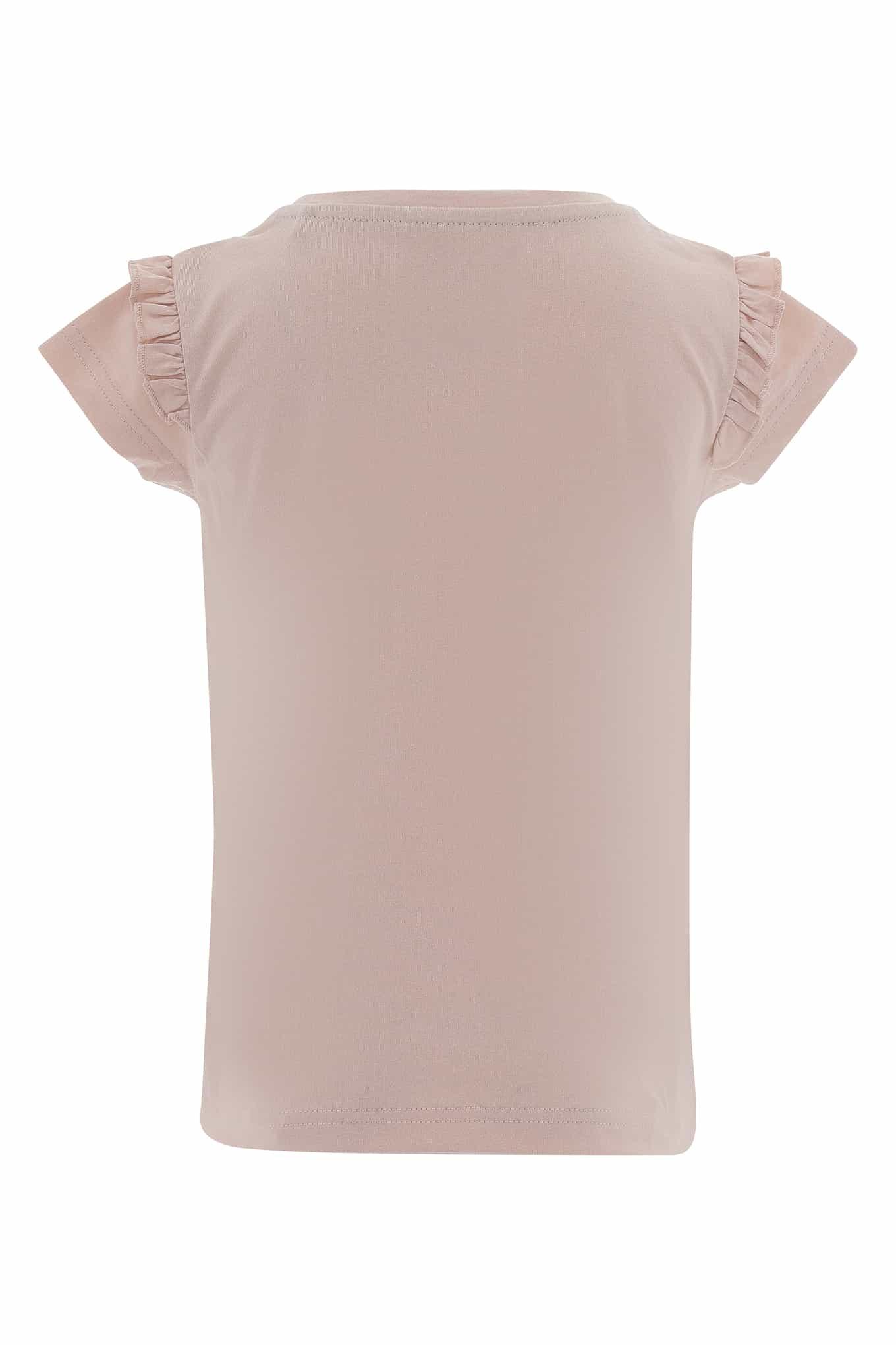 T-Shirt Light Pink Sport Girl
