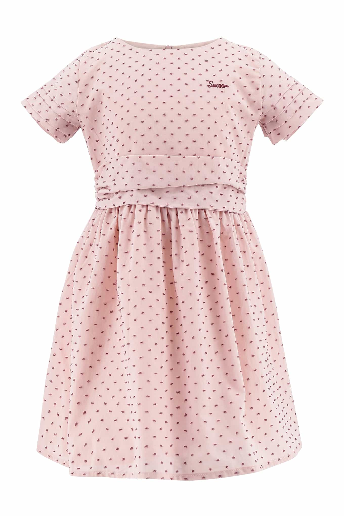 Dress Pink Casual Girl