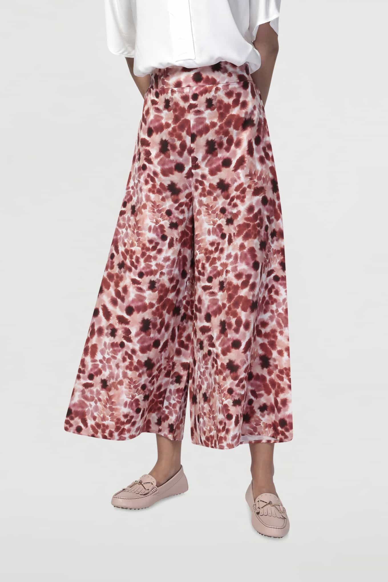 Trousers Print Fantasy Woman