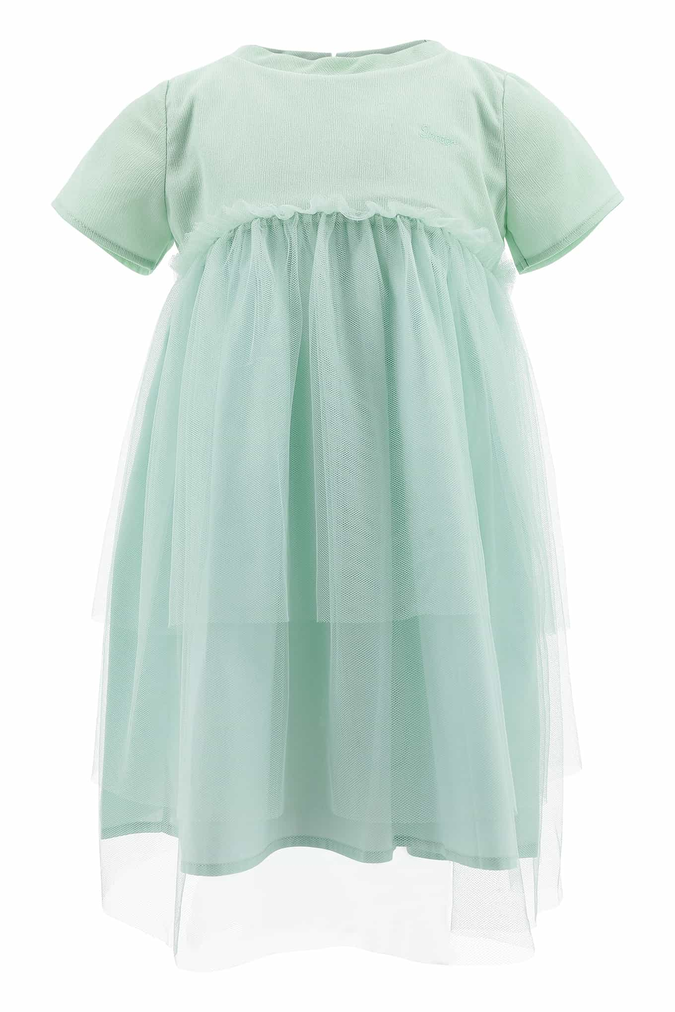 Dress Mint Casual Girl