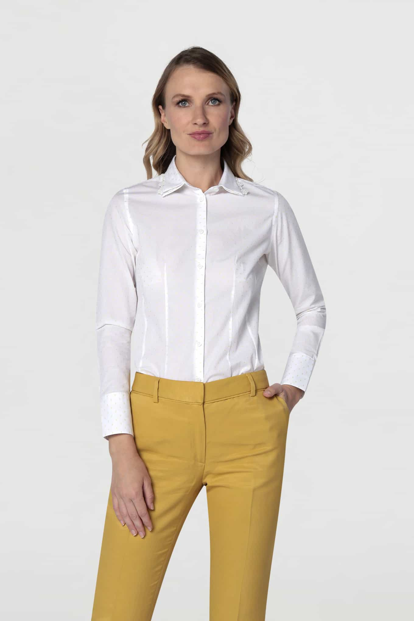 Shirt Mint Classic Woman