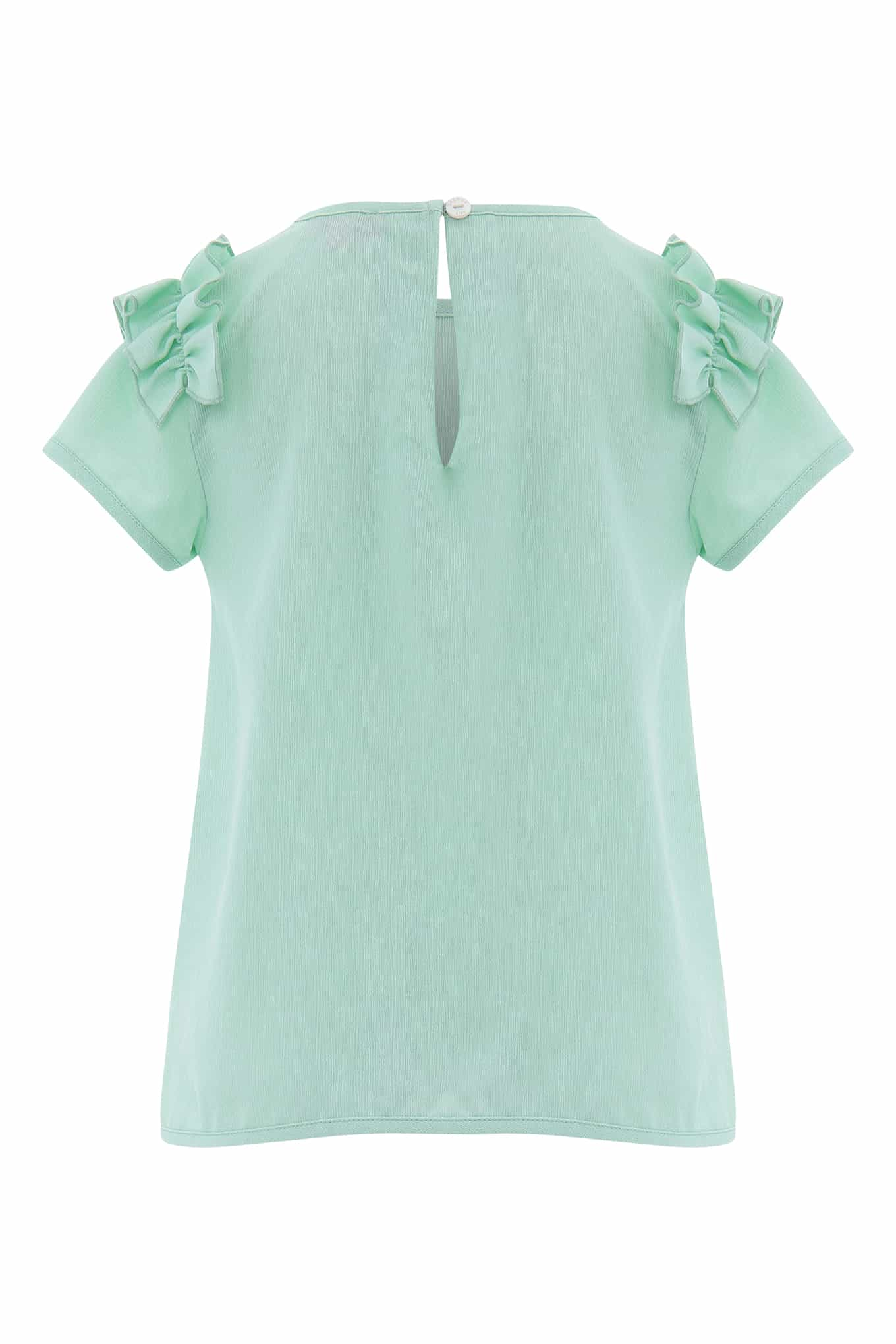 Blouse Mint Casual Girl