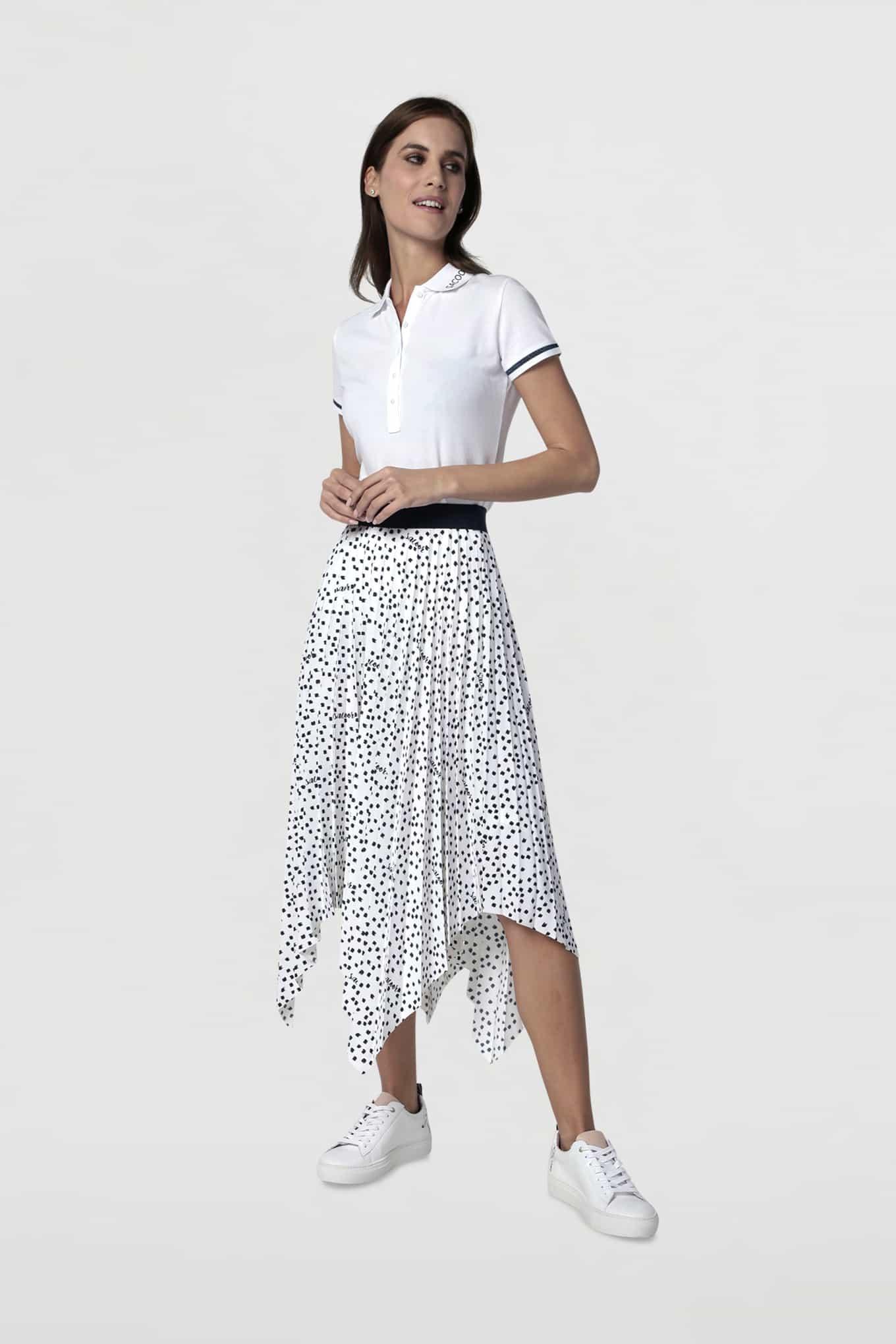 Skirt White Fantasy Woman