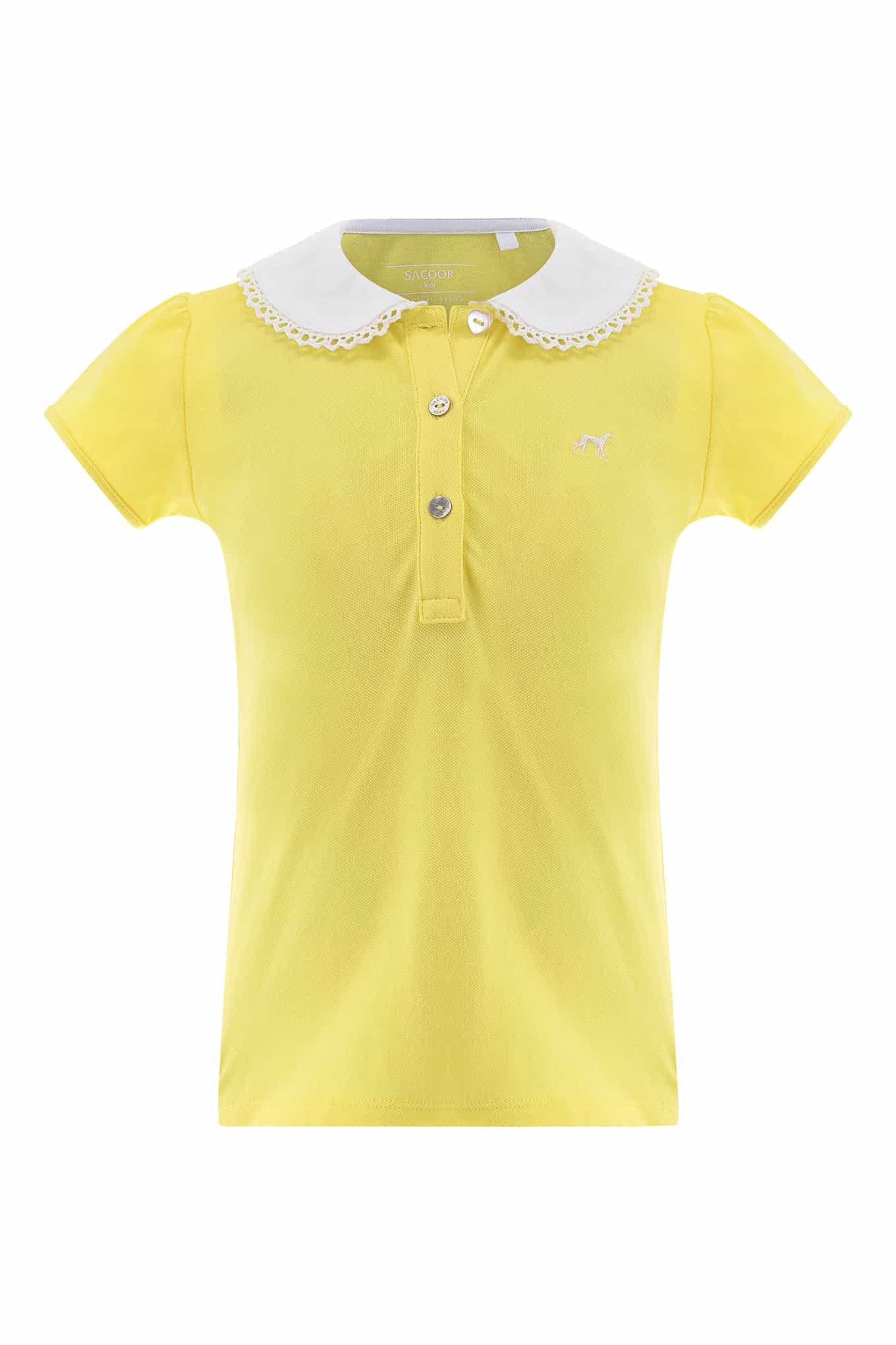 Polo Piquet Lemonade Sport Girl