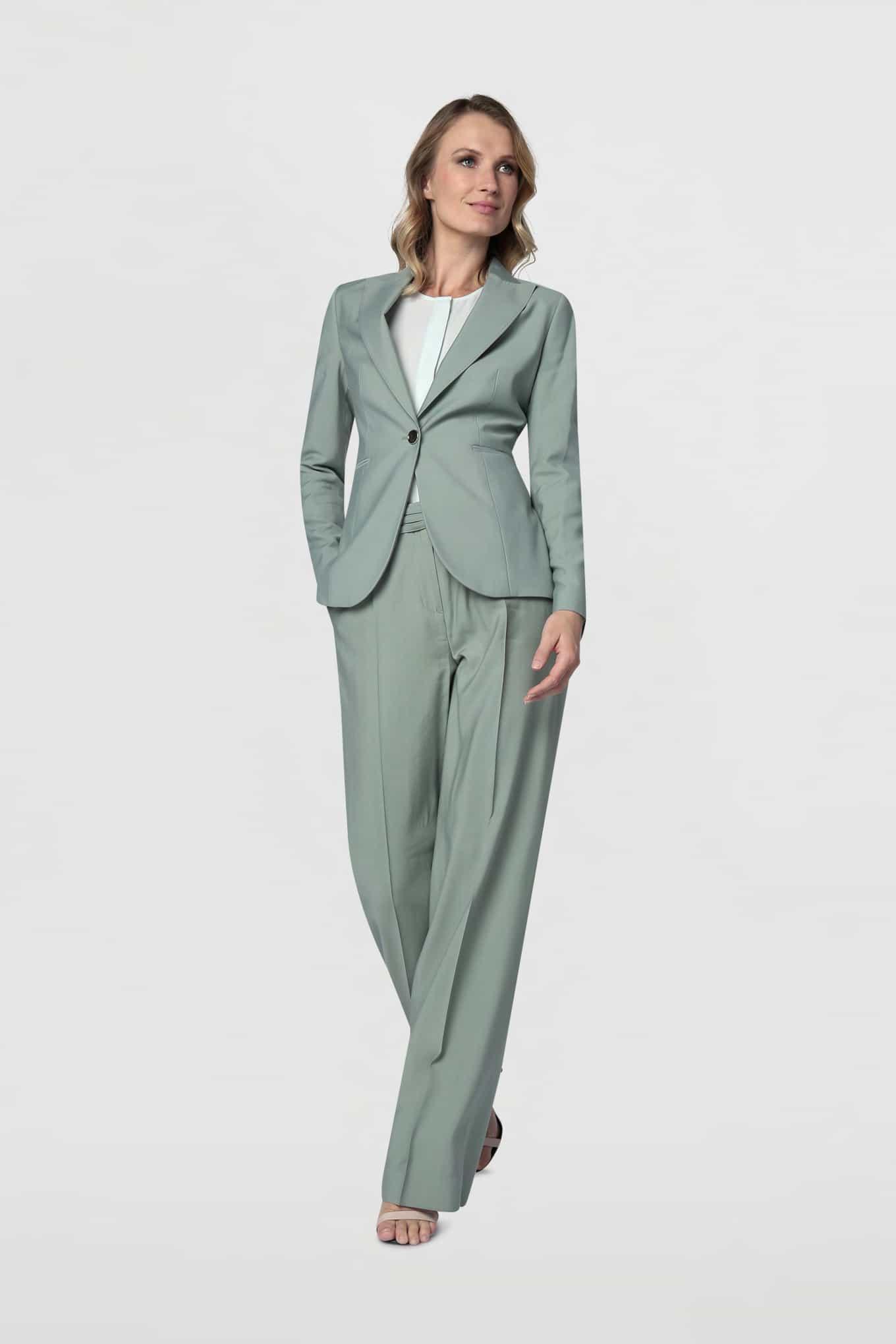 Blazer Mint Classic Woman