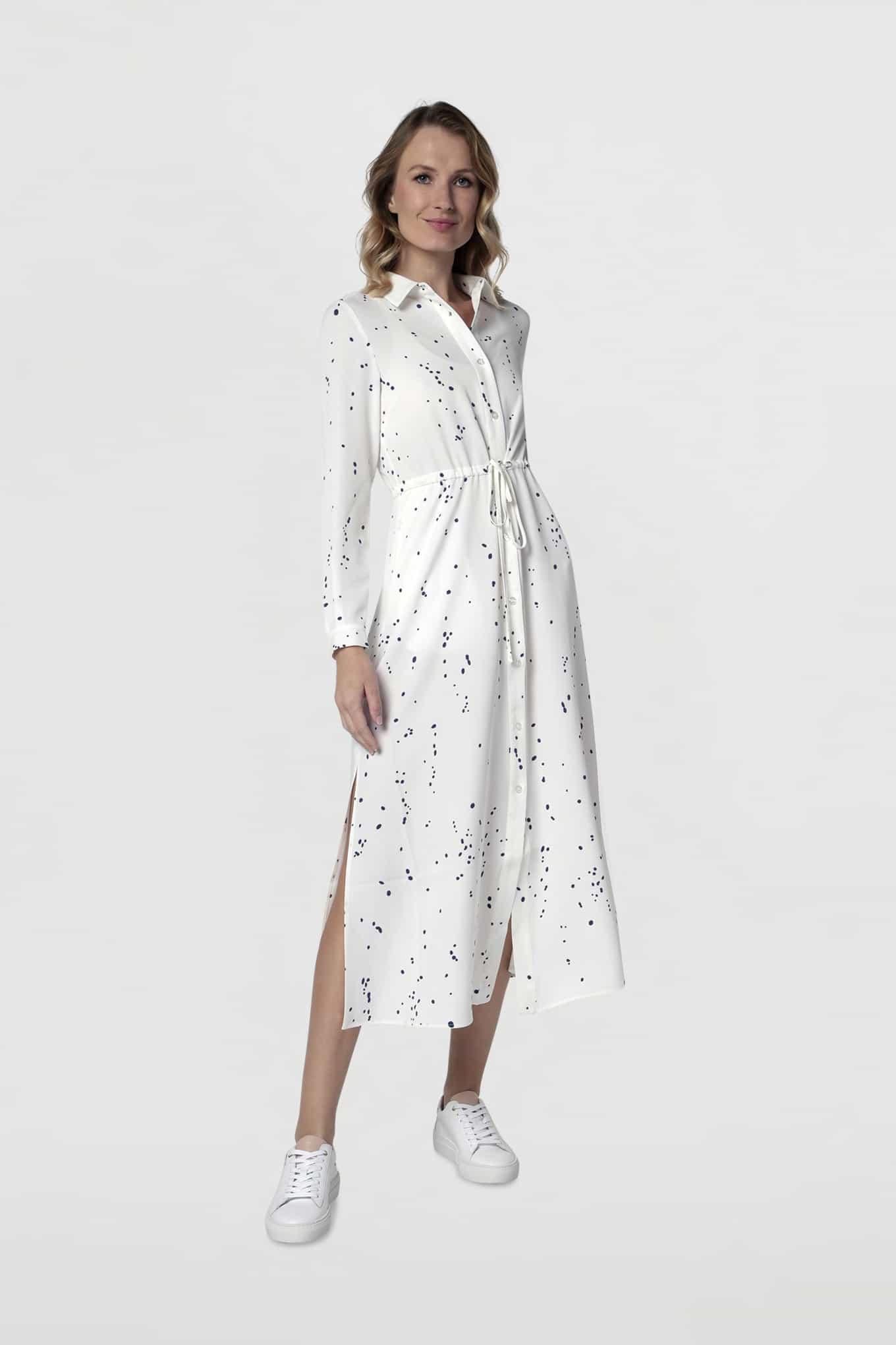 Vestido Branco Fantasy Mulher
