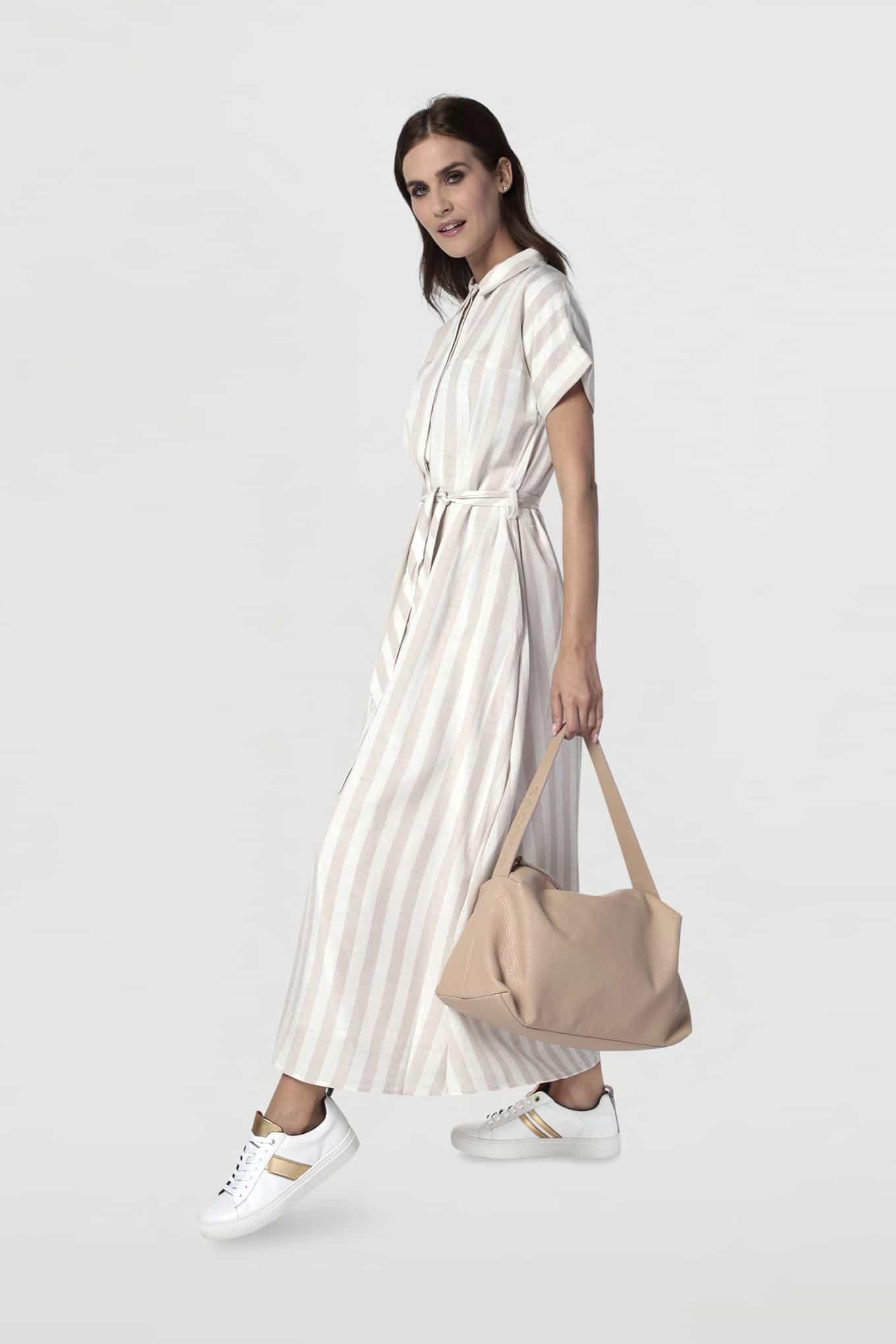 Dress Light Beige Fantasy Woman