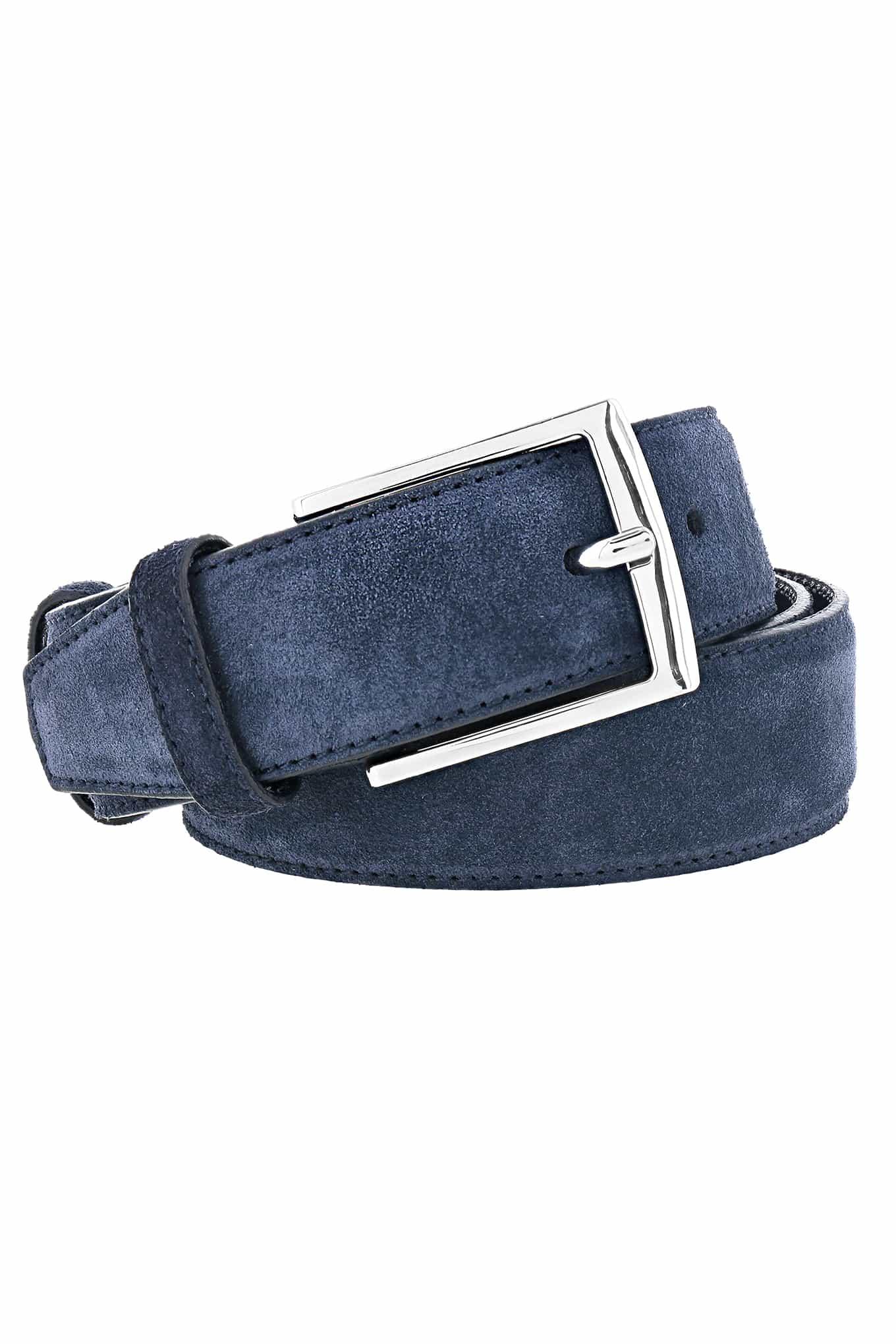 Belt Blue Classic Man