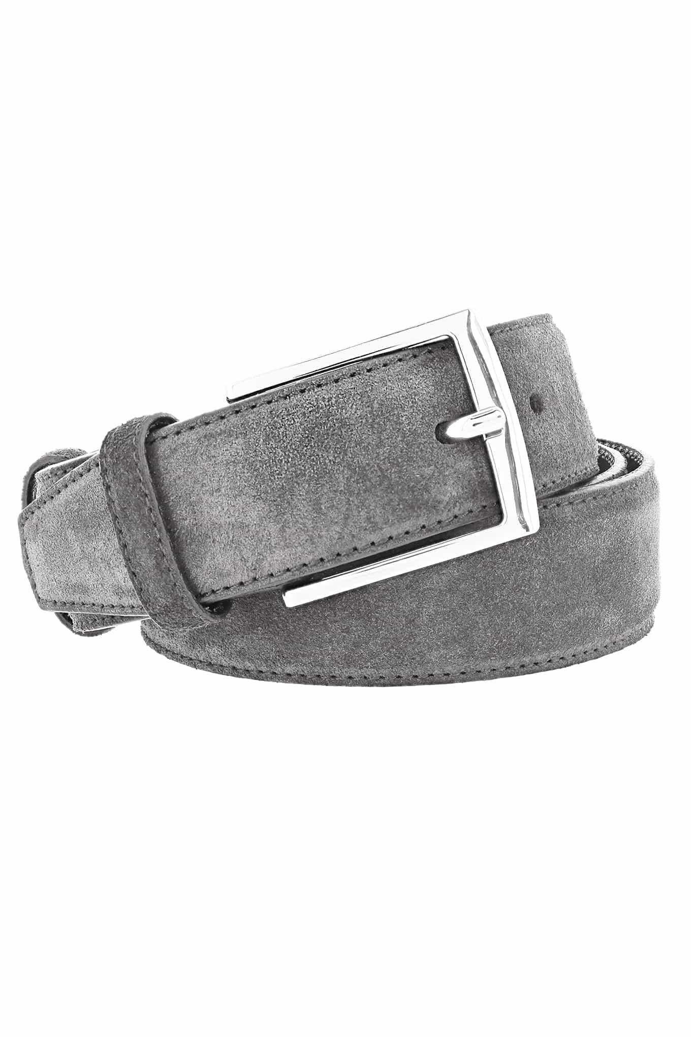 Belt Grey Classic Man