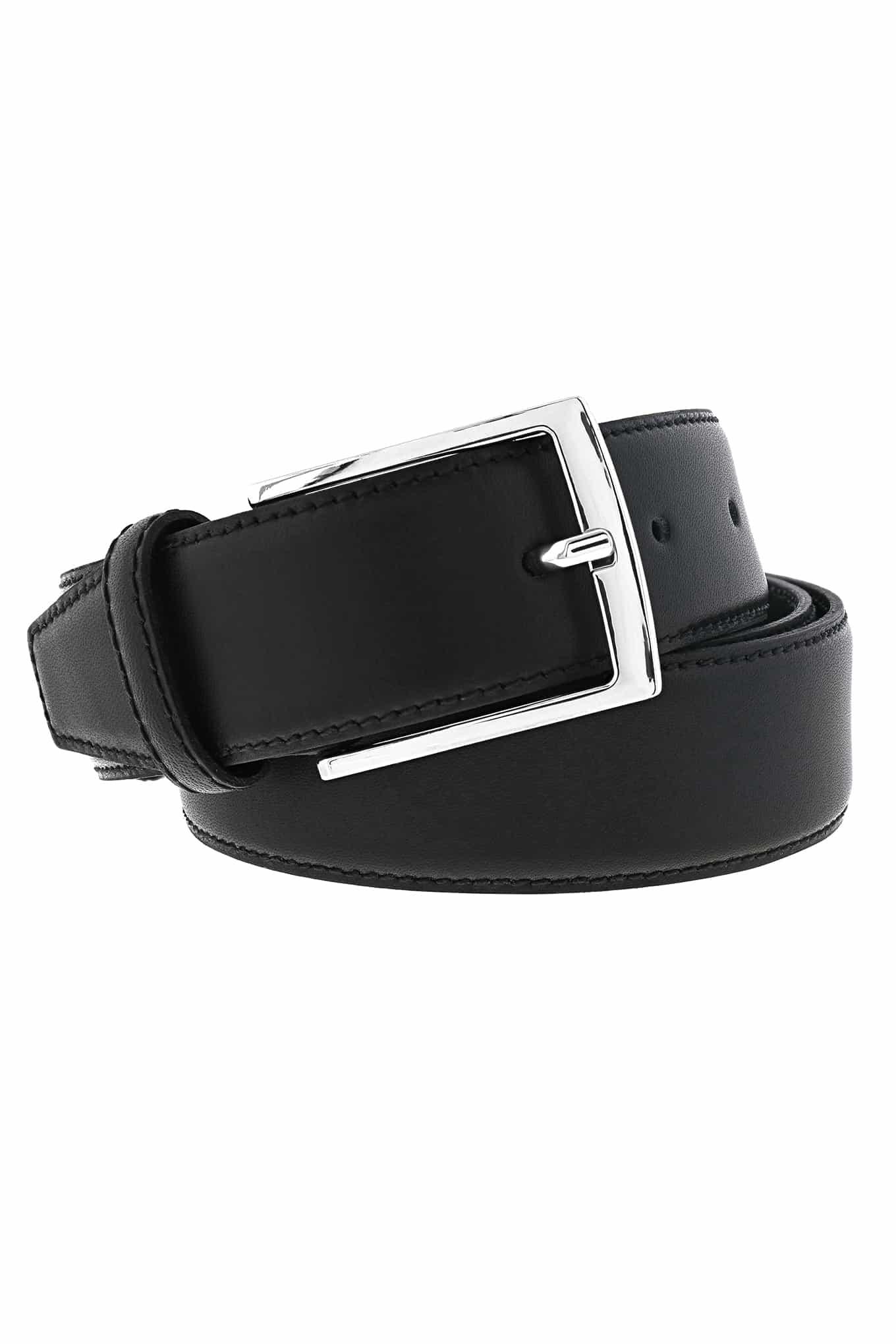 Belt Black Classic Man