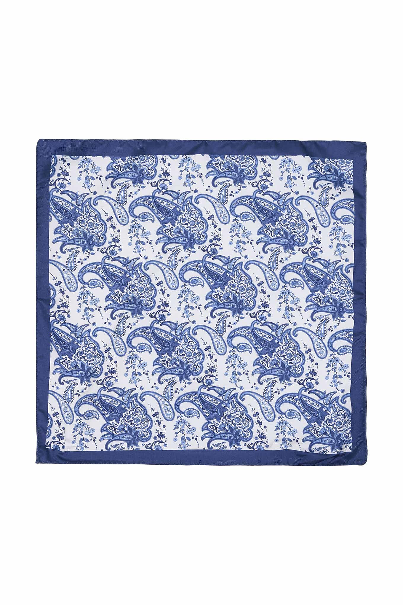 Handkerchief Dark Blue Classic Man