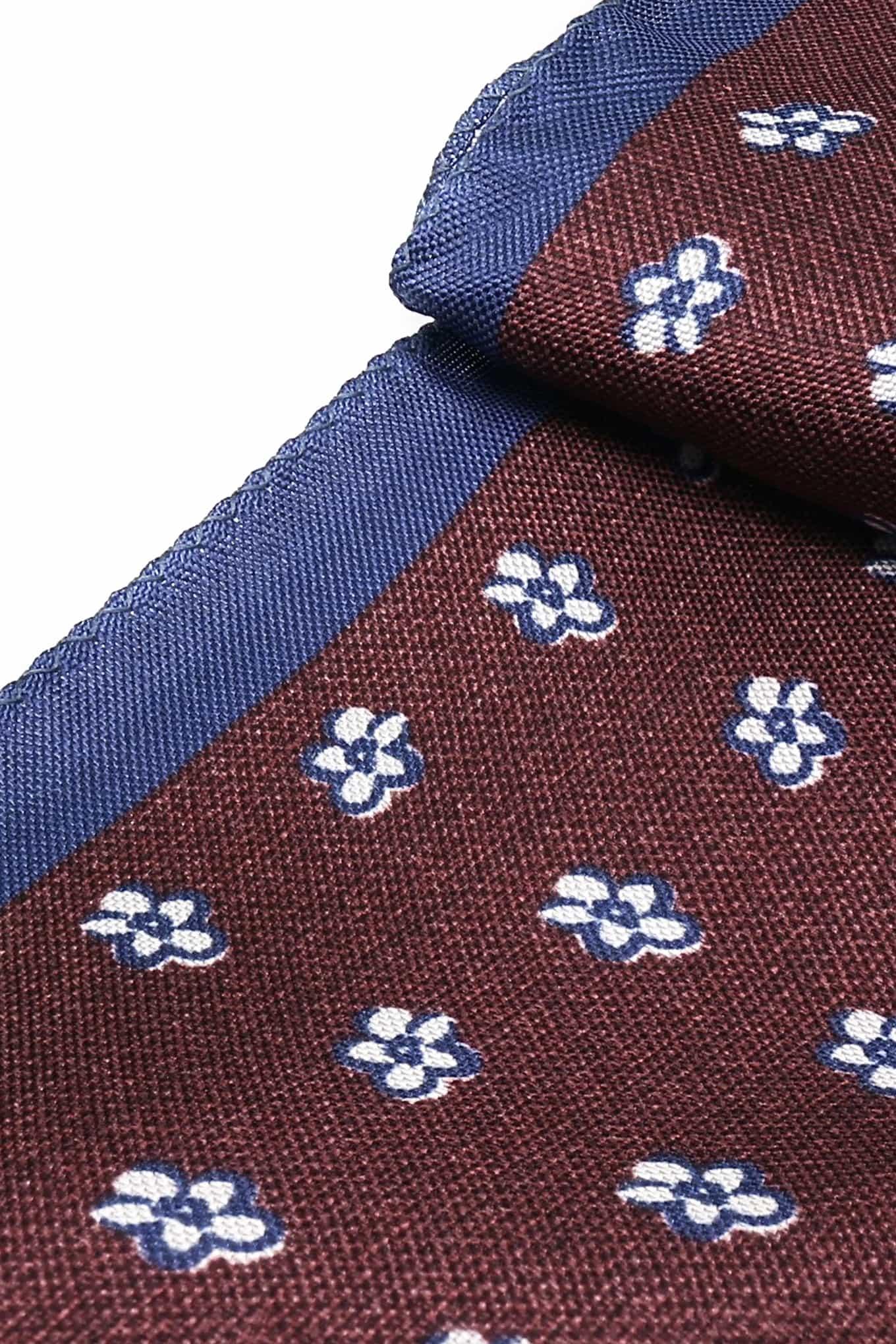 Handkerchief Bordeaux Classic Man