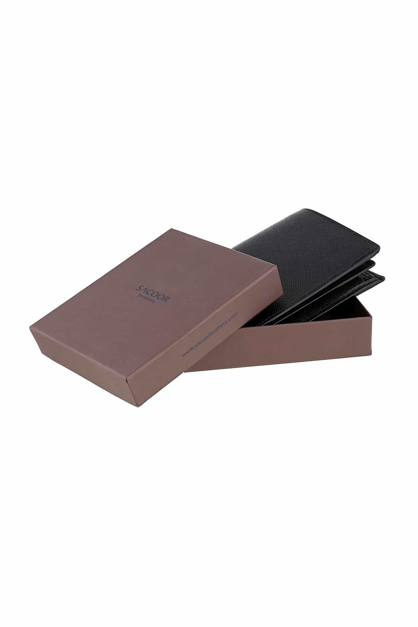 Wallet Black Casual Man