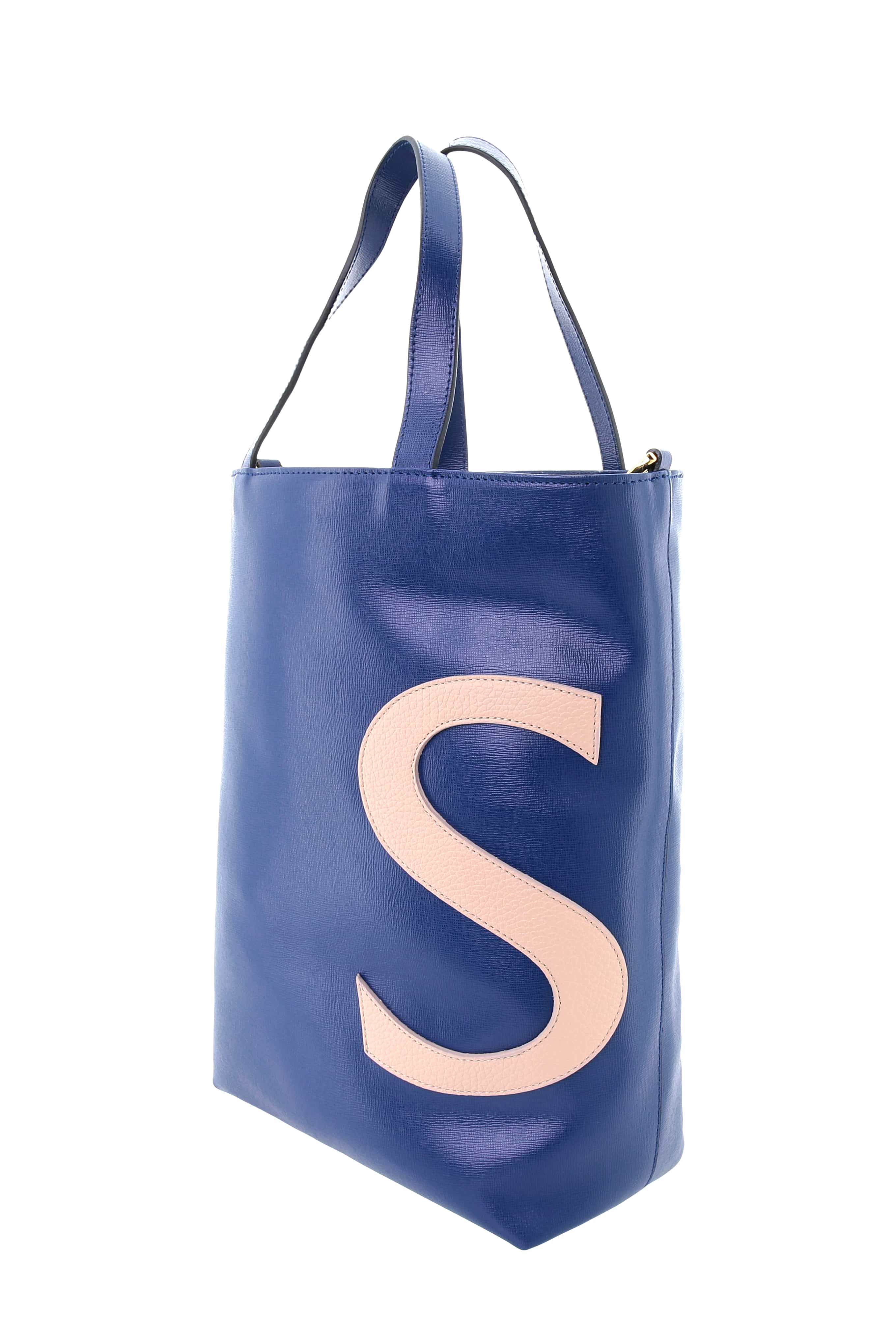 Bag Dark Blue Casual Woman